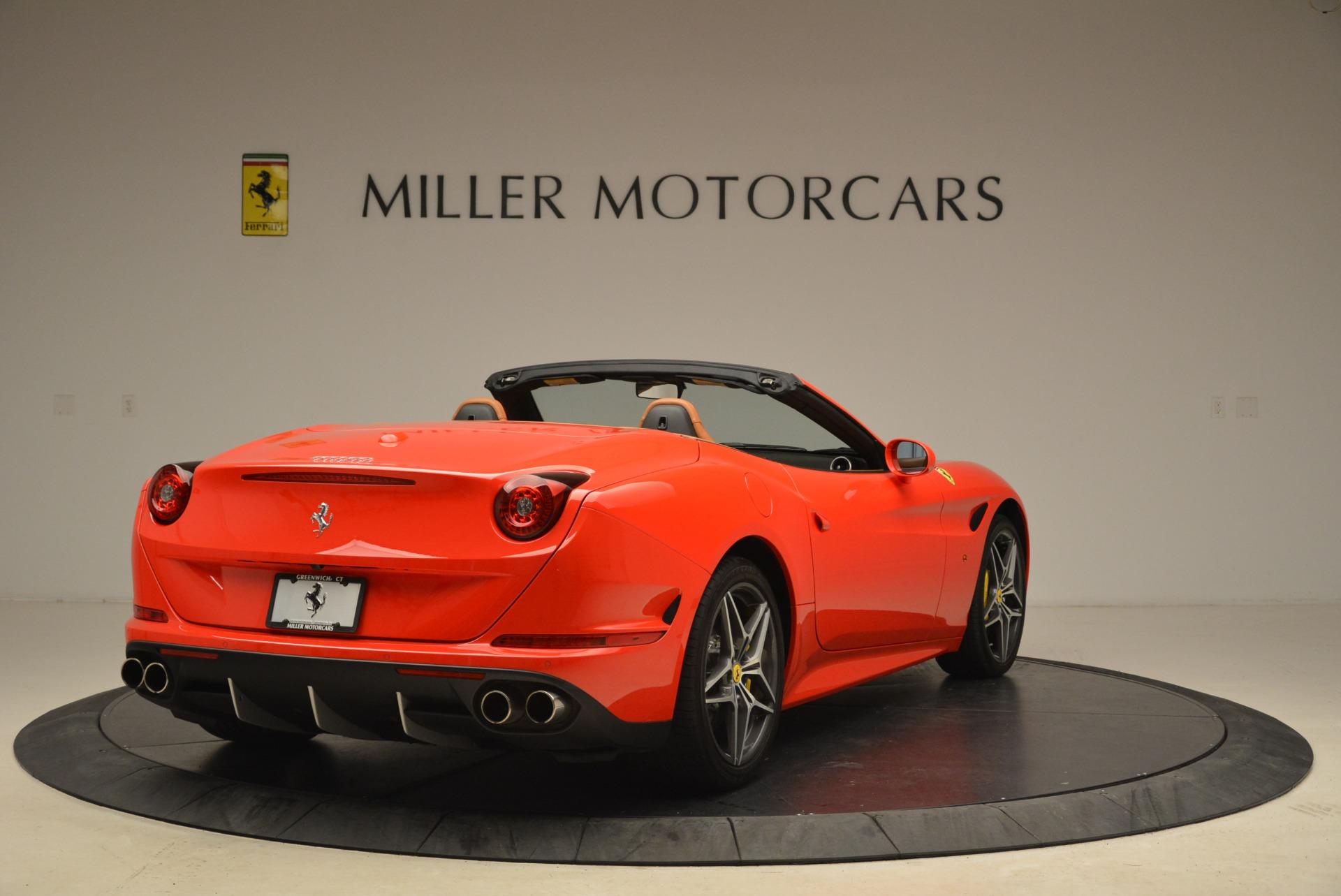 Used 2015 Ferrari California T  For Sale In Westport, CT 2221_p7