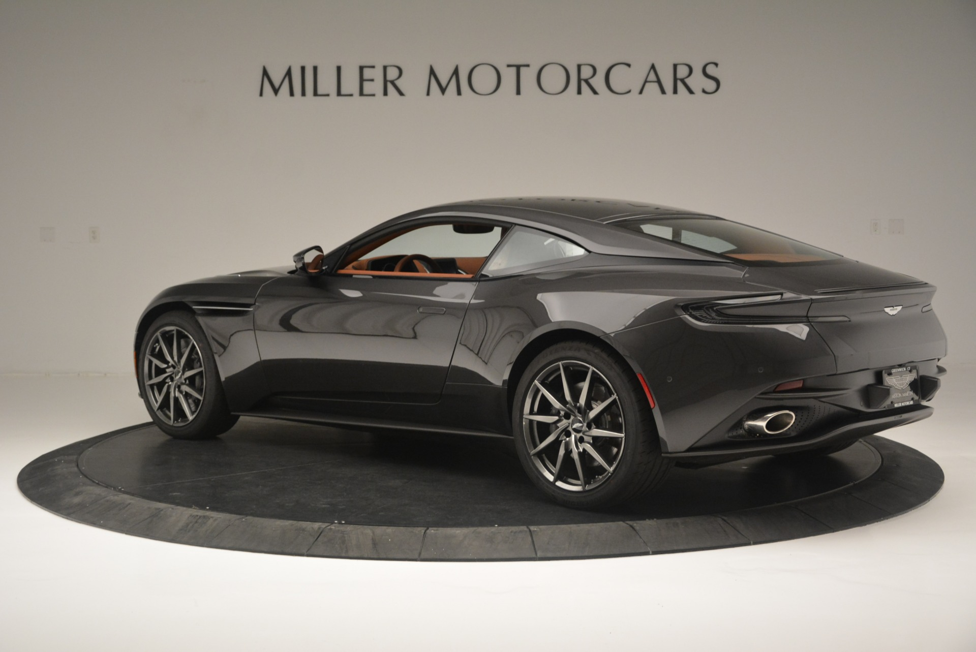 New 2018 Aston Martin DB11 V12 Coupe For Sale In Westport, CT 2226_p4