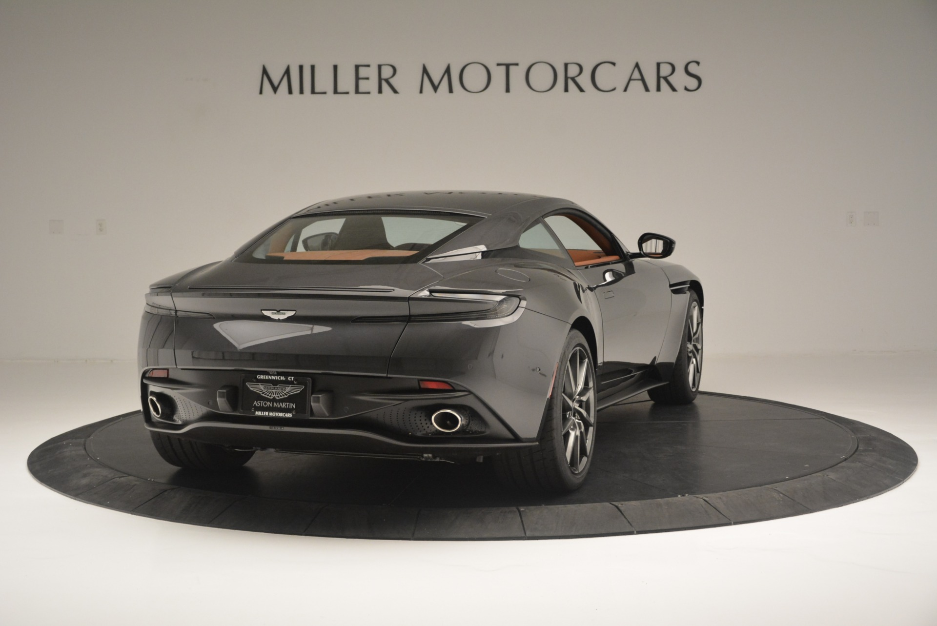 New 2018 Aston Martin DB11 V12 Coupe For Sale In Westport, CT 2226_p7