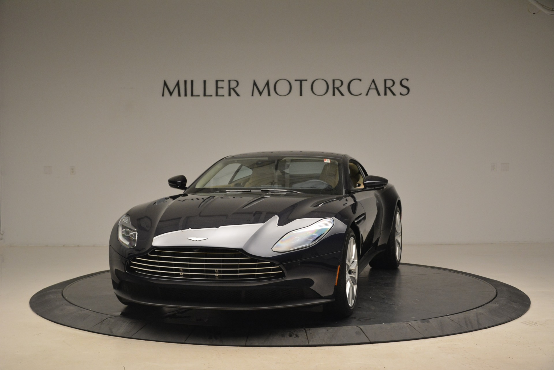 New 2018 Aston Martin DB11 V12 Coupe For Sale In Westport, CT 2227_main