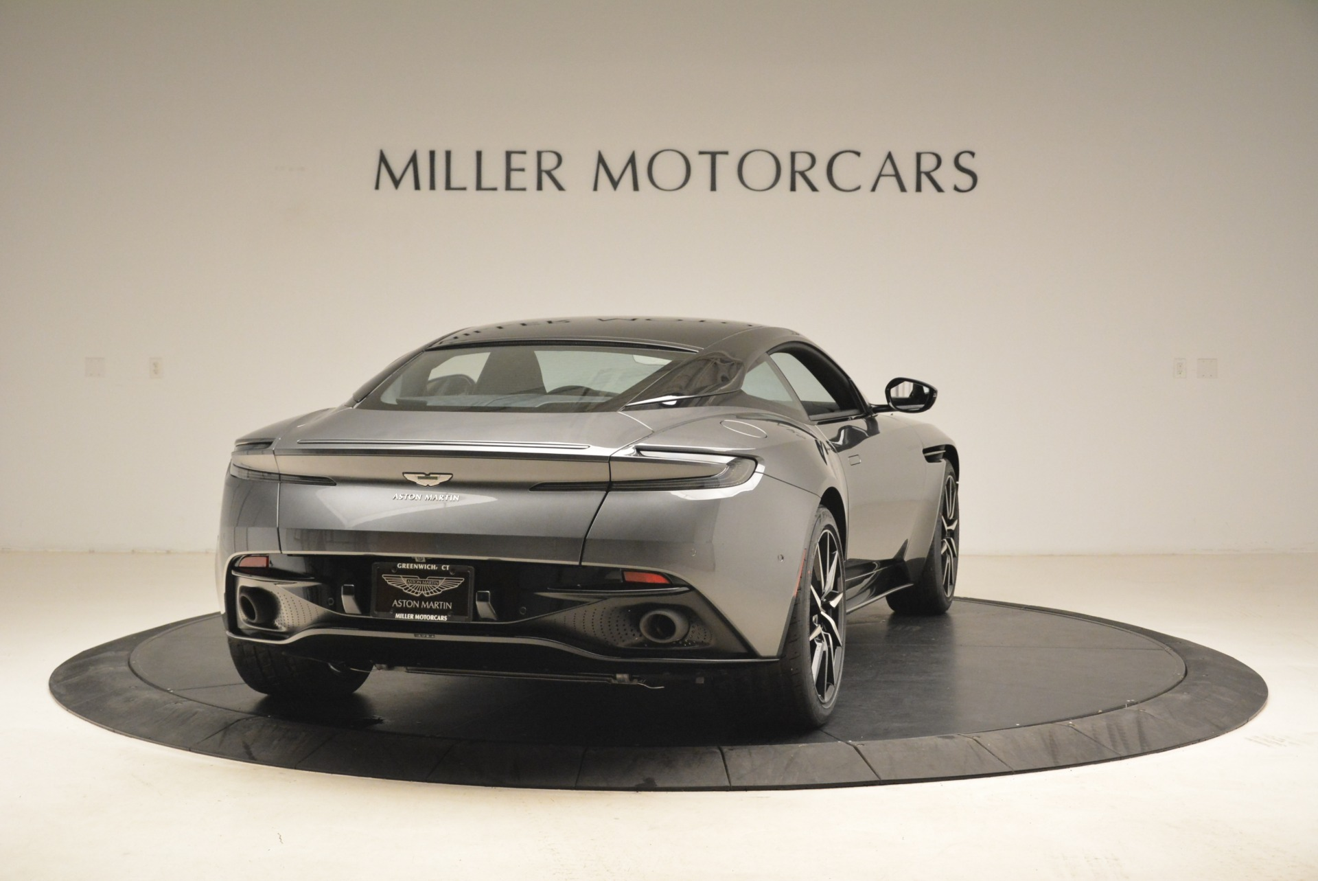 New 2018 Aston Martin DB11 V12 Coupe For Sale In Westport, CT 2228_p7