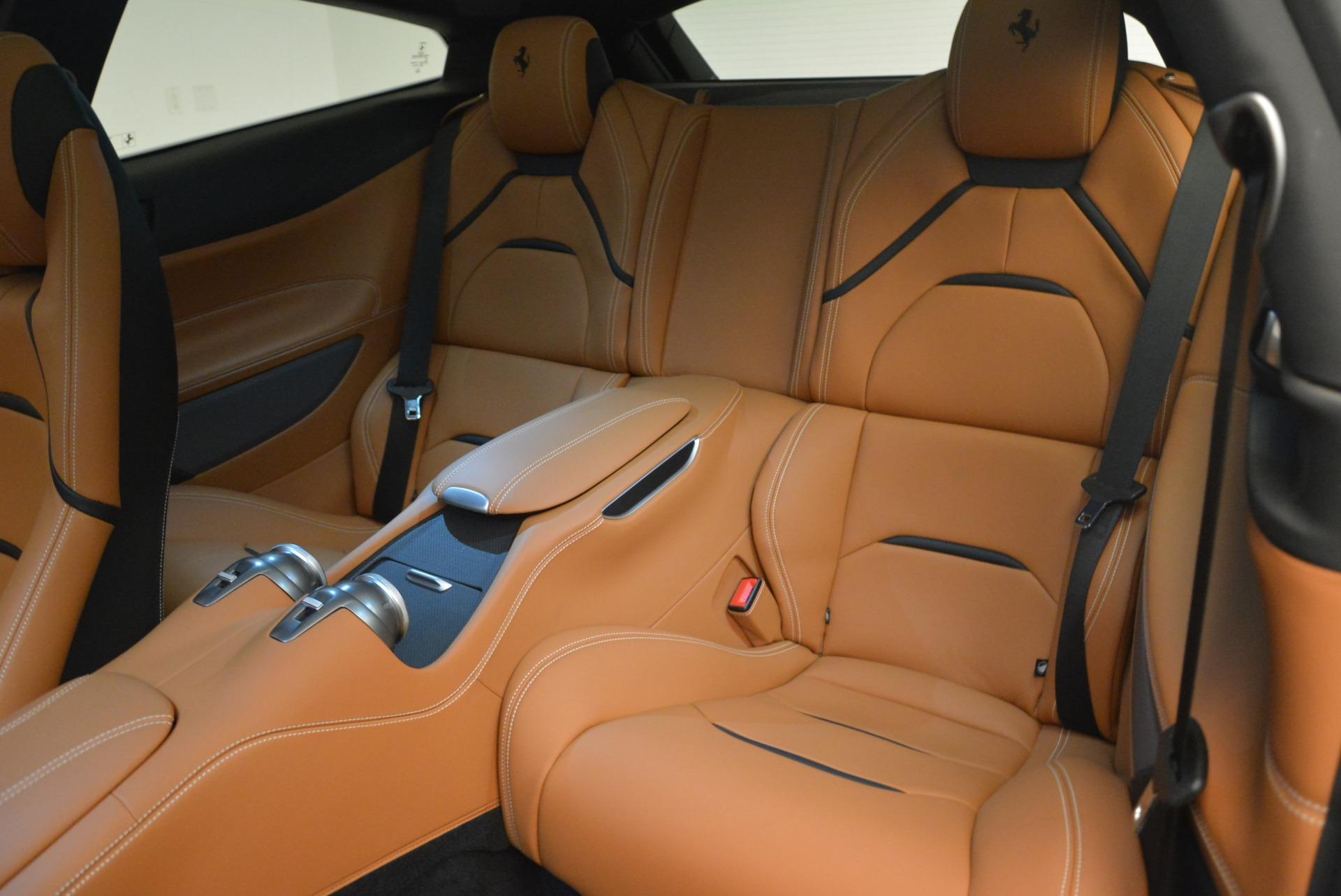 Used 2017 Ferrari GTC4Lusso  For Sale In Westport, CT 2229_p17