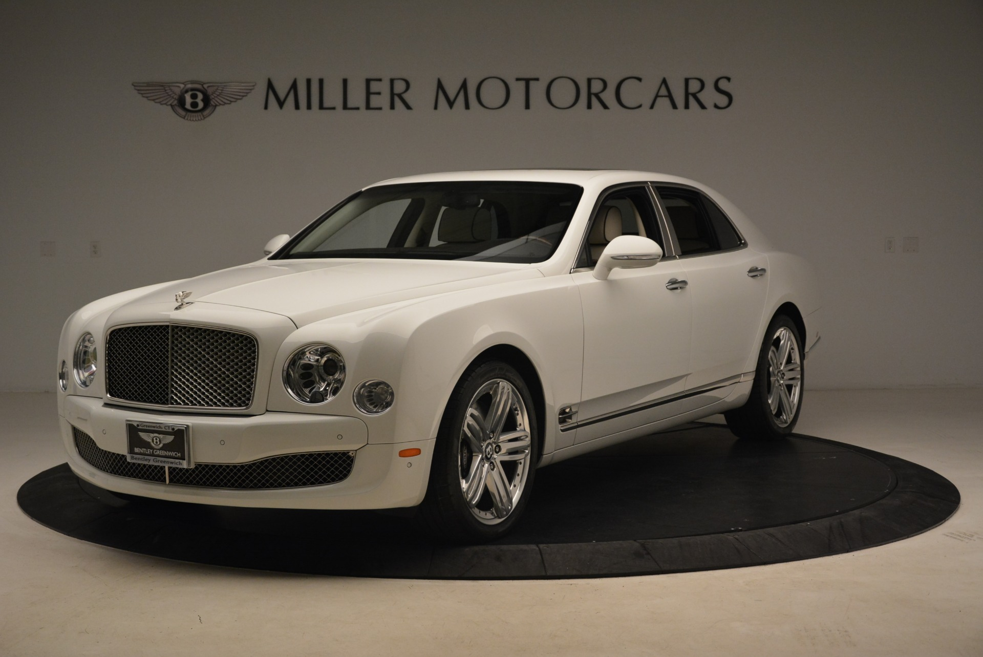 Used 2013 Bentley Mulsanne  For Sale In Westport, CT 2230_main