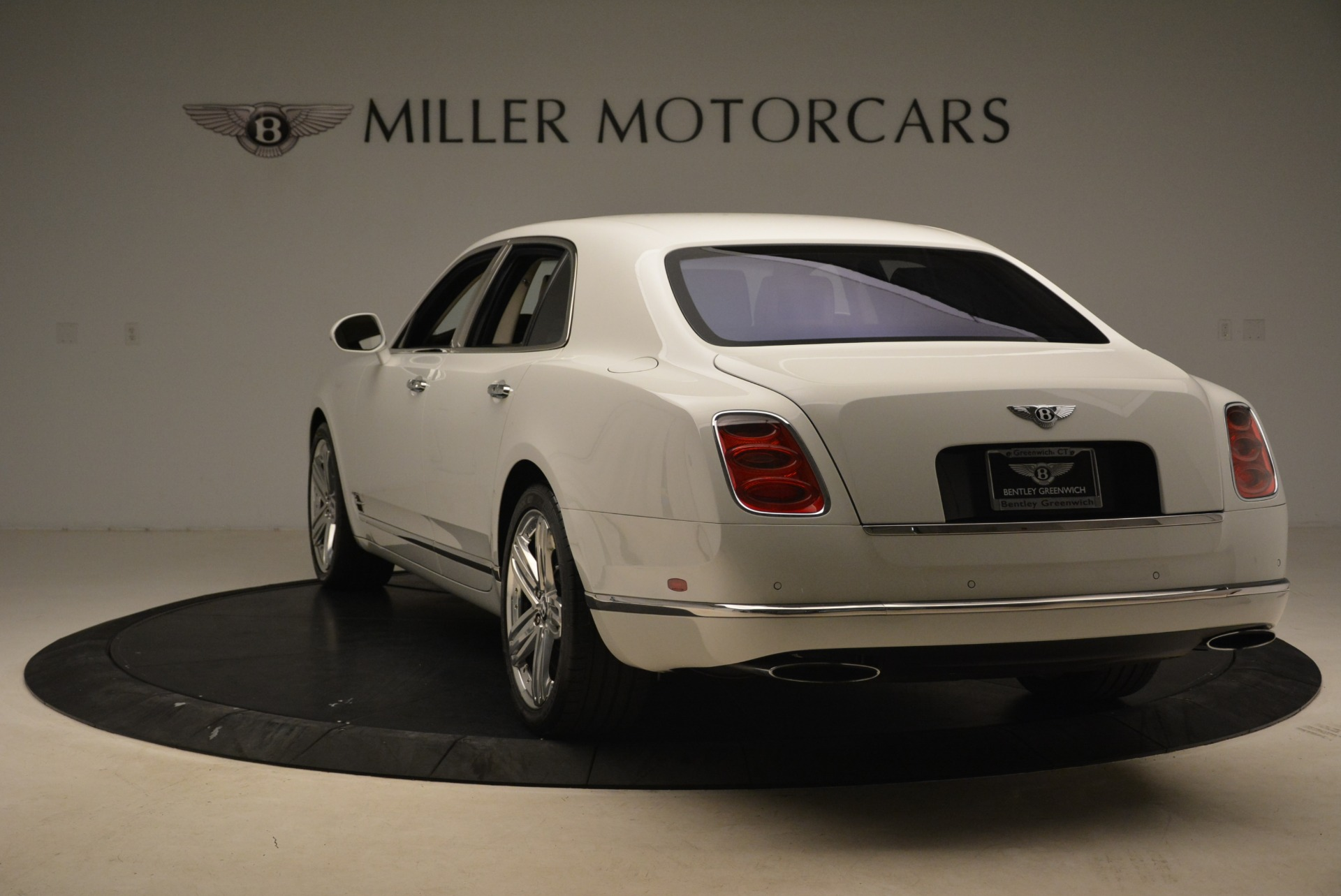 Used 2013 Bentley Mulsanne  For Sale In Westport, CT 2230_p3