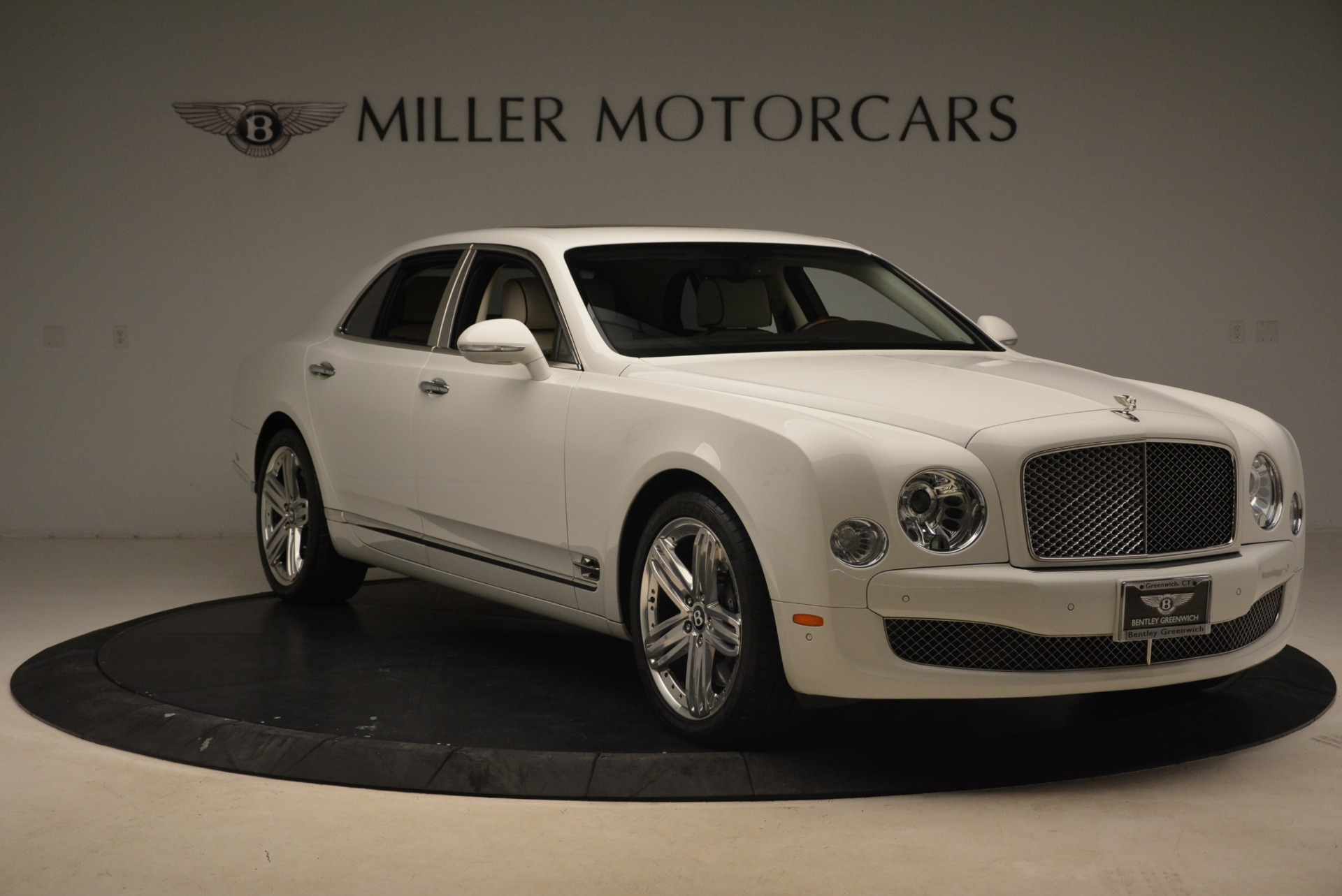 Used 2013 Bentley Mulsanne  For Sale In Westport, CT 2230_p7