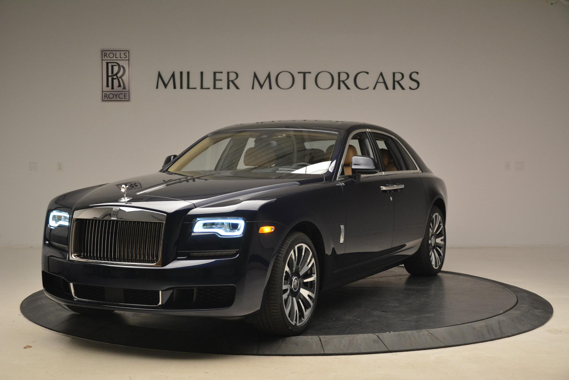 Used 2018 Rolls-Royce Ghost  For Sale In Westport, CT 2231_main