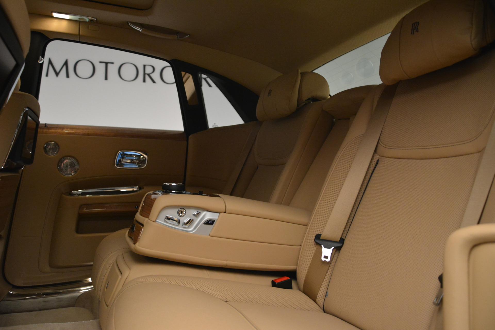 Used 2018 Rolls-Royce Ghost  For Sale In Westport, CT 2231_p22