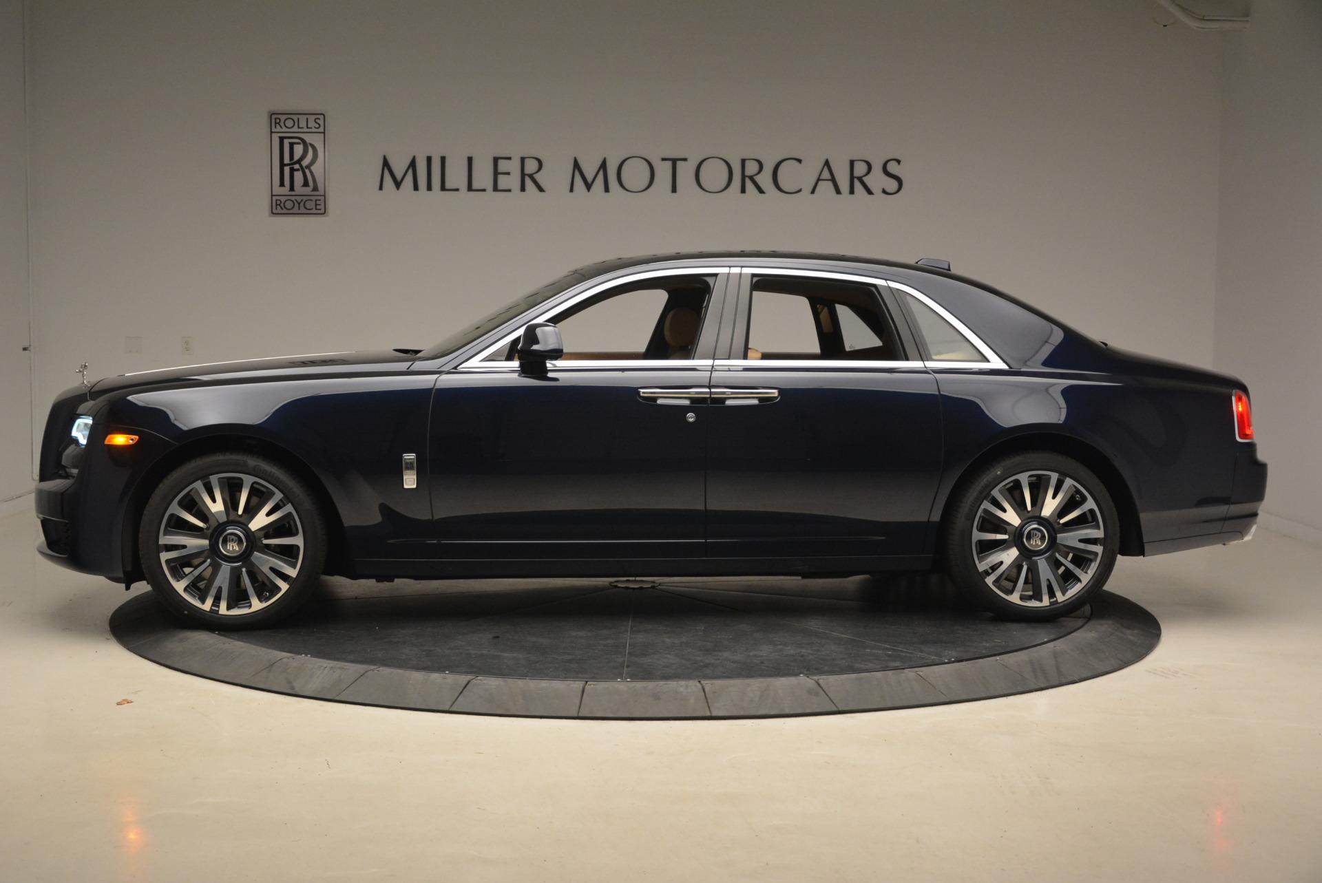 Used 2018 Rolls-Royce Ghost  For Sale In Westport, CT 2231_p3