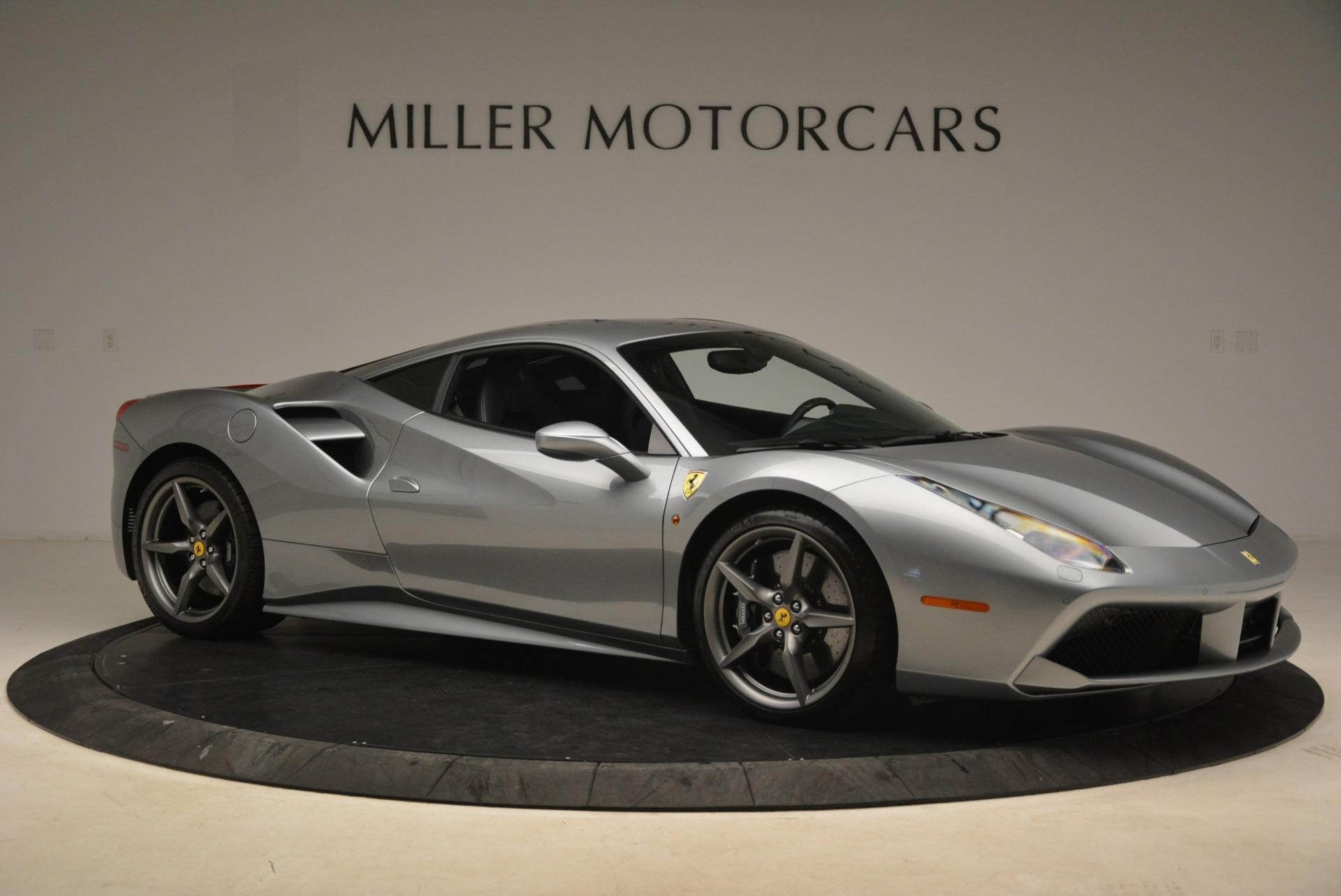 Used 2017 Ferrari 488 GTB  For Sale In Westport, CT 2235_p10