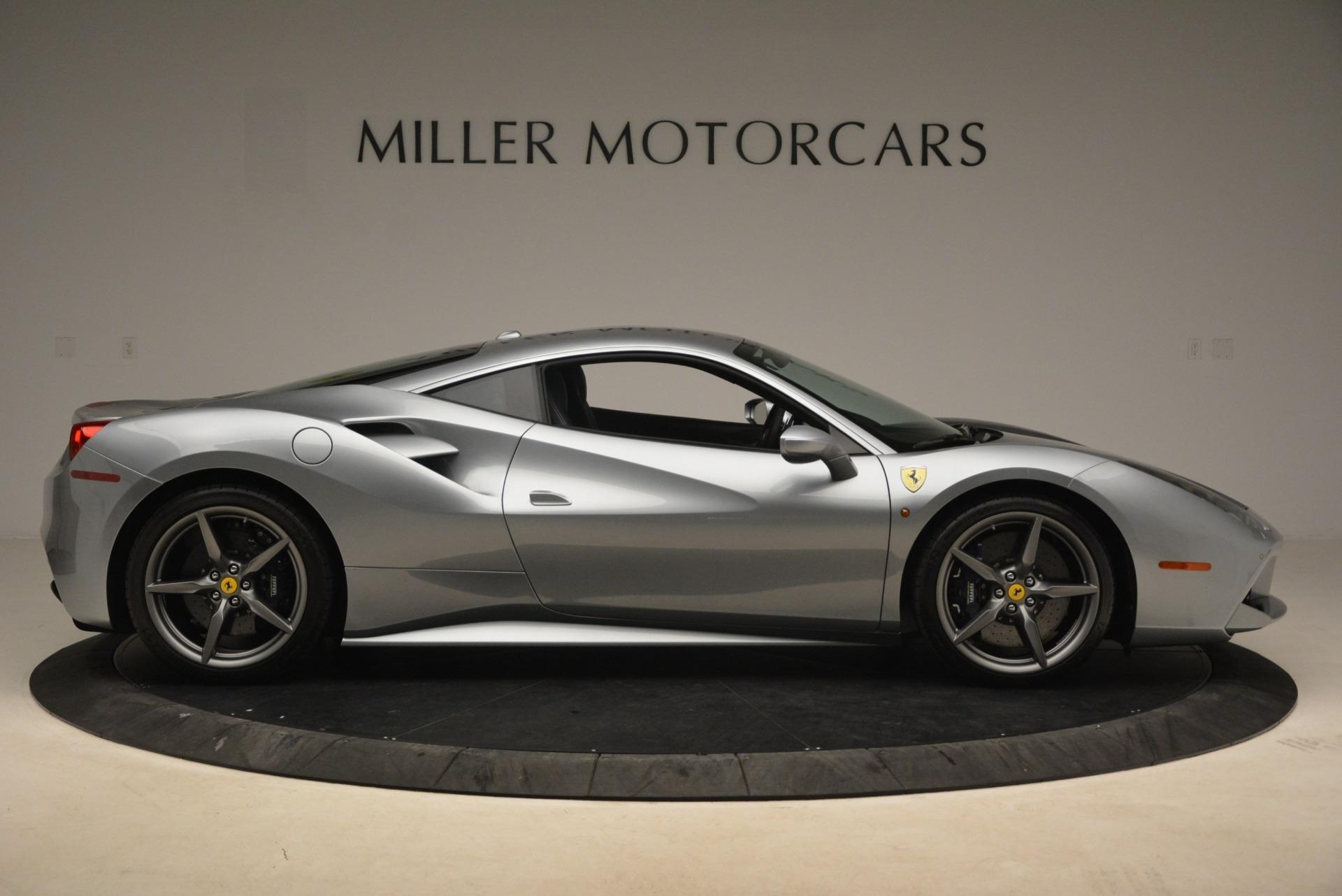 Used 2017 Ferrari 488 GTB  For Sale In Westport, CT 2235_p9