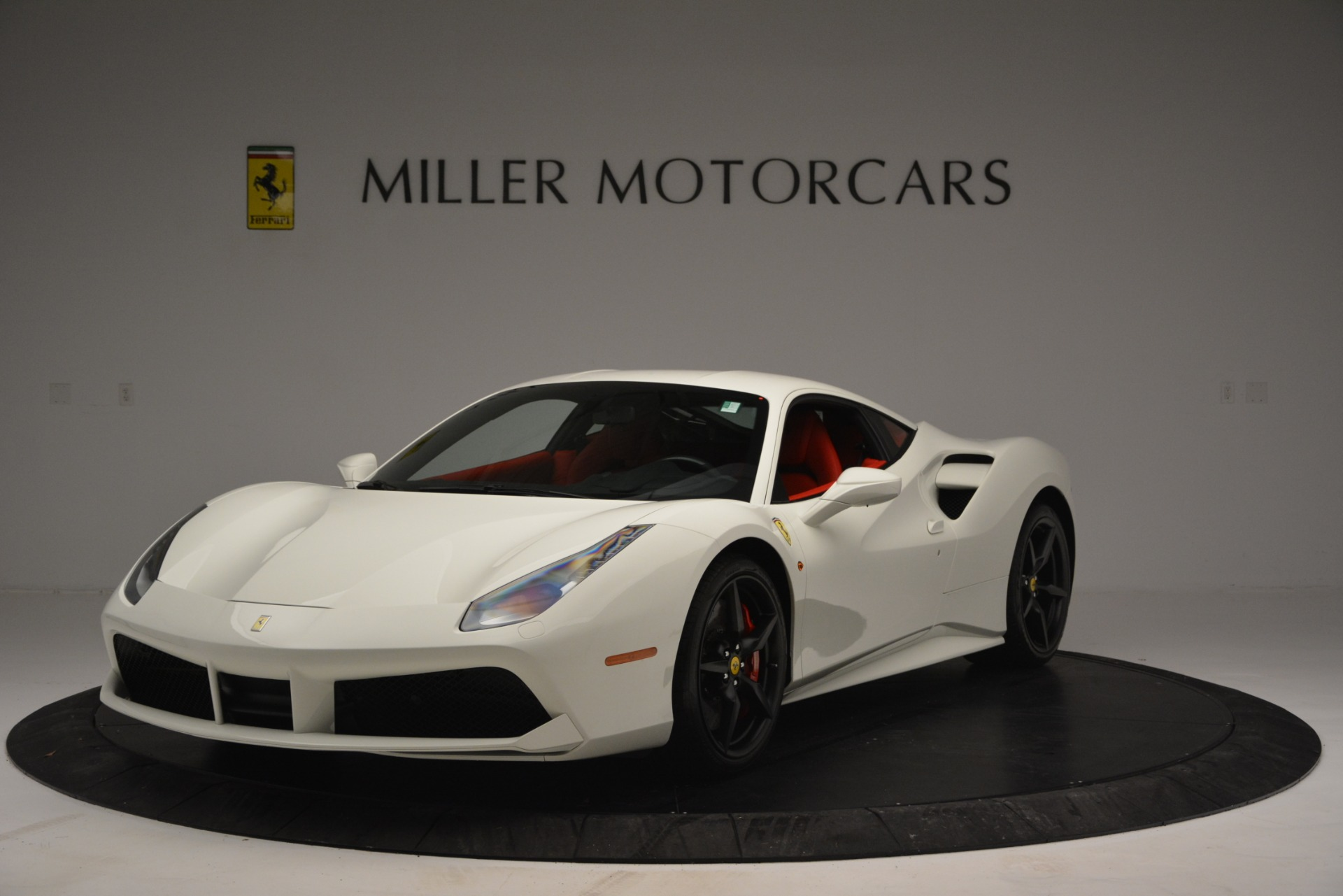 Used 2017 Ferrari 488 GTB  For Sale In Westport, CT 2238_main