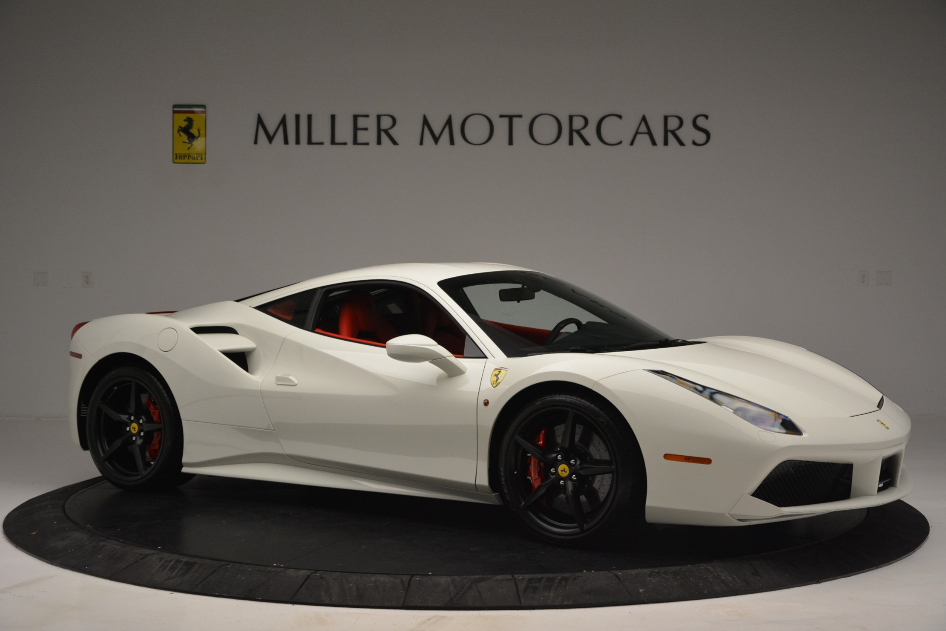 Used 2017 Ferrari 488 GTB  For Sale In Westport, CT 2238_p10