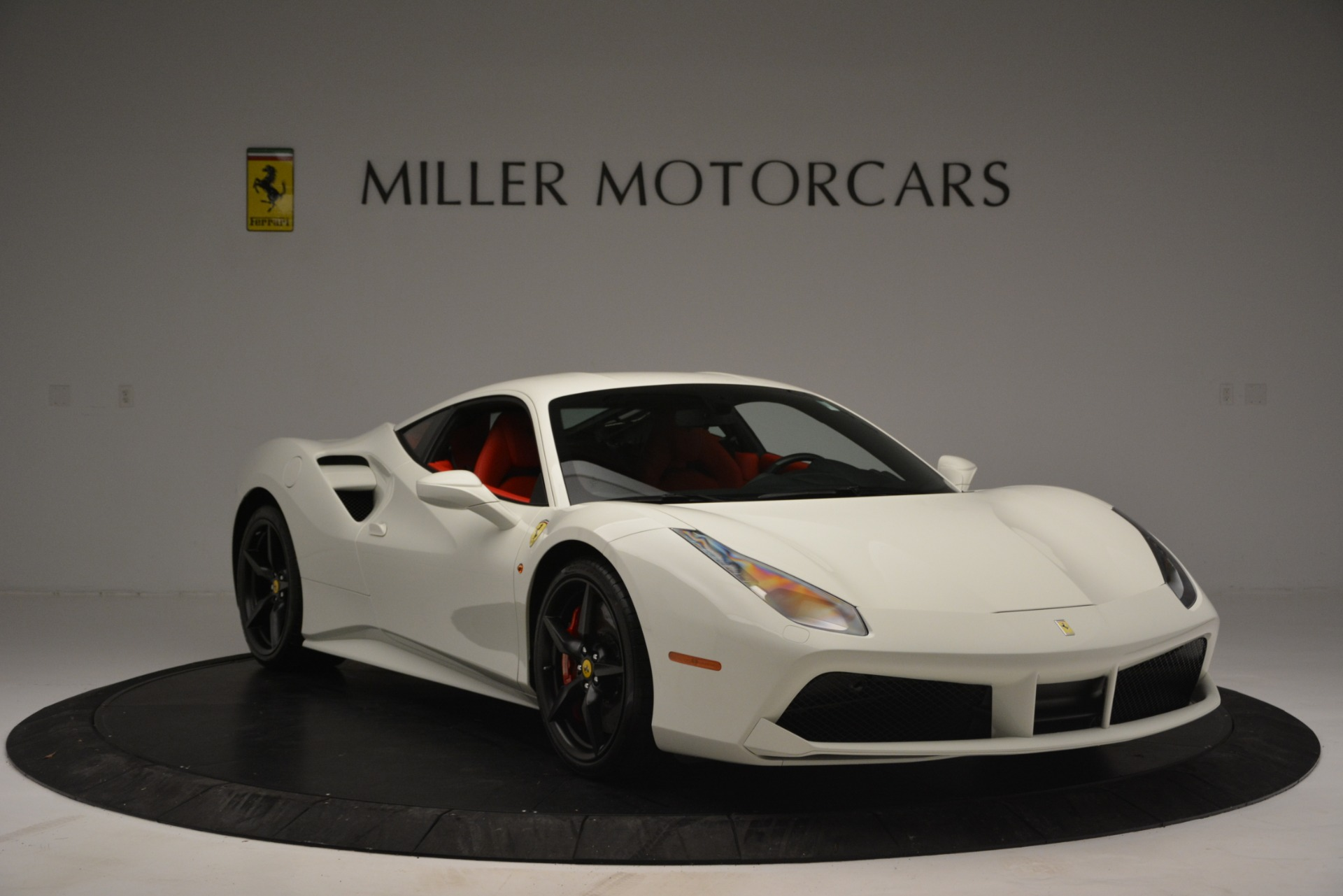 Used 2017 Ferrari 488 GTB  For Sale In Westport, CT 2238_p11