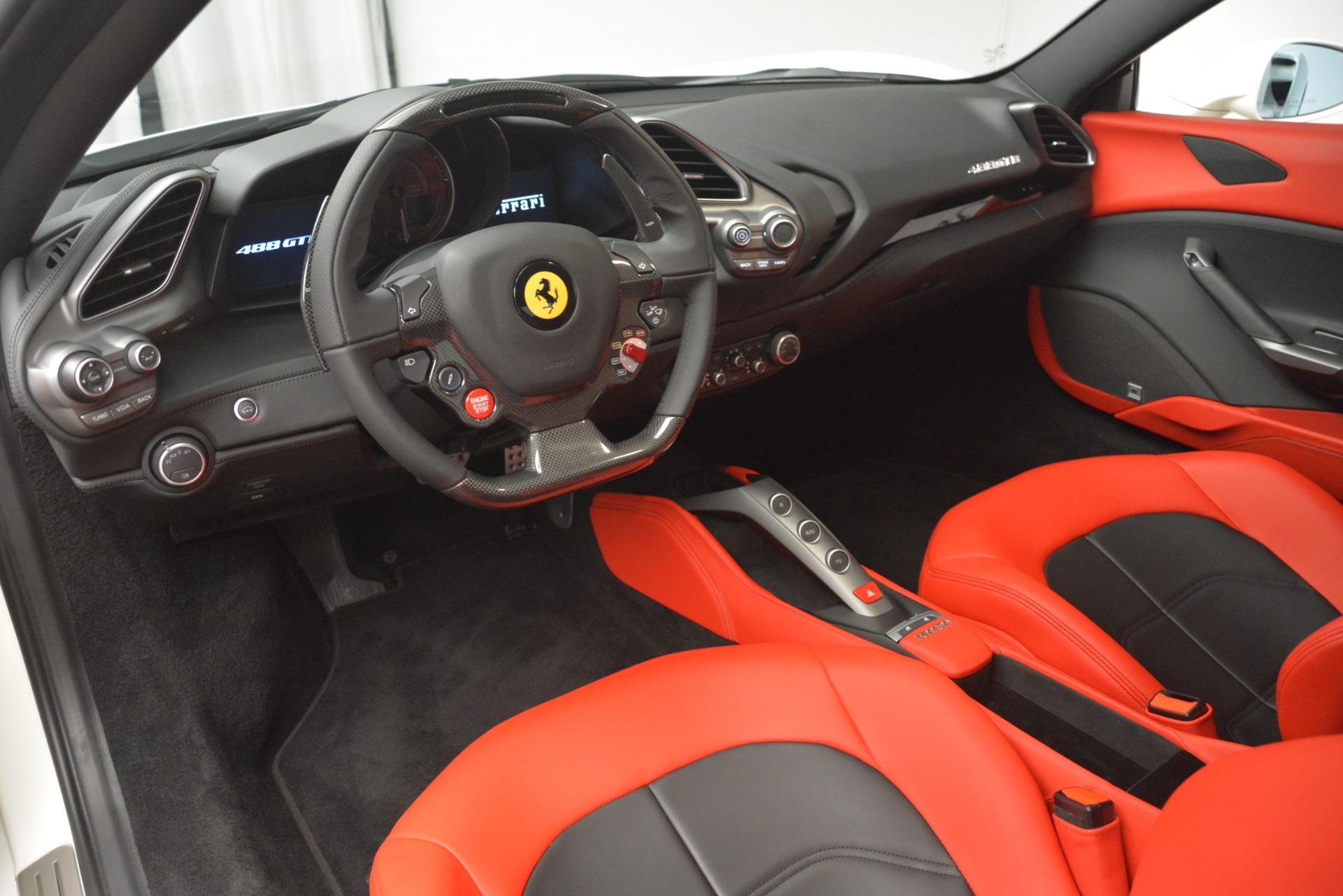 Used 2017 Ferrari 488 GTB  For Sale In Westport, CT 2238_p13