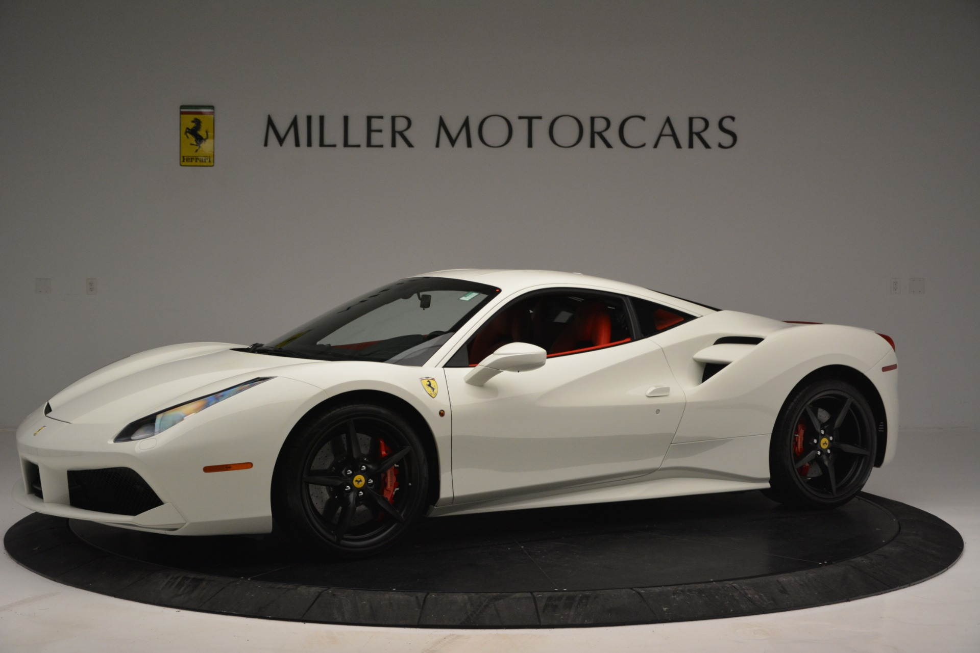 Used 2017 Ferrari 488 GTB  For Sale In Westport, CT 2238_p2