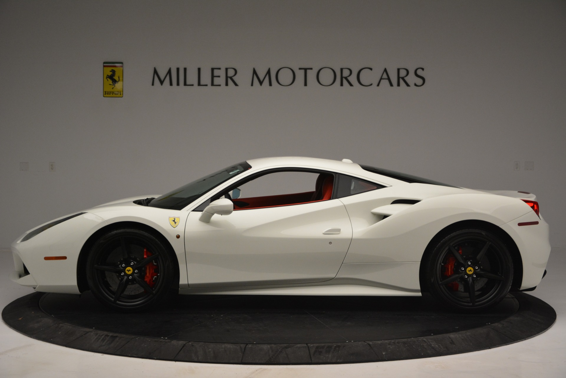 Used 2017 Ferrari 488 GTB  For Sale In Westport, CT 2238_p3