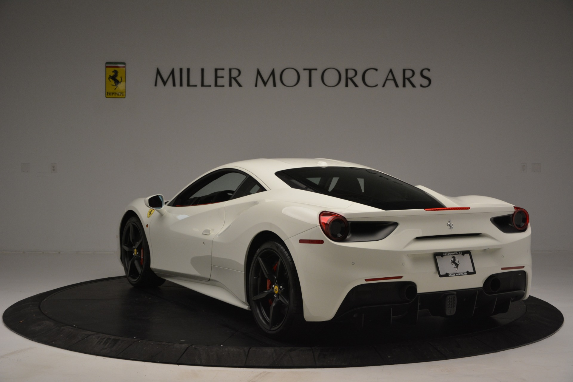 Used 2017 Ferrari 488 GTB  For Sale In Westport, CT 2238_p5
