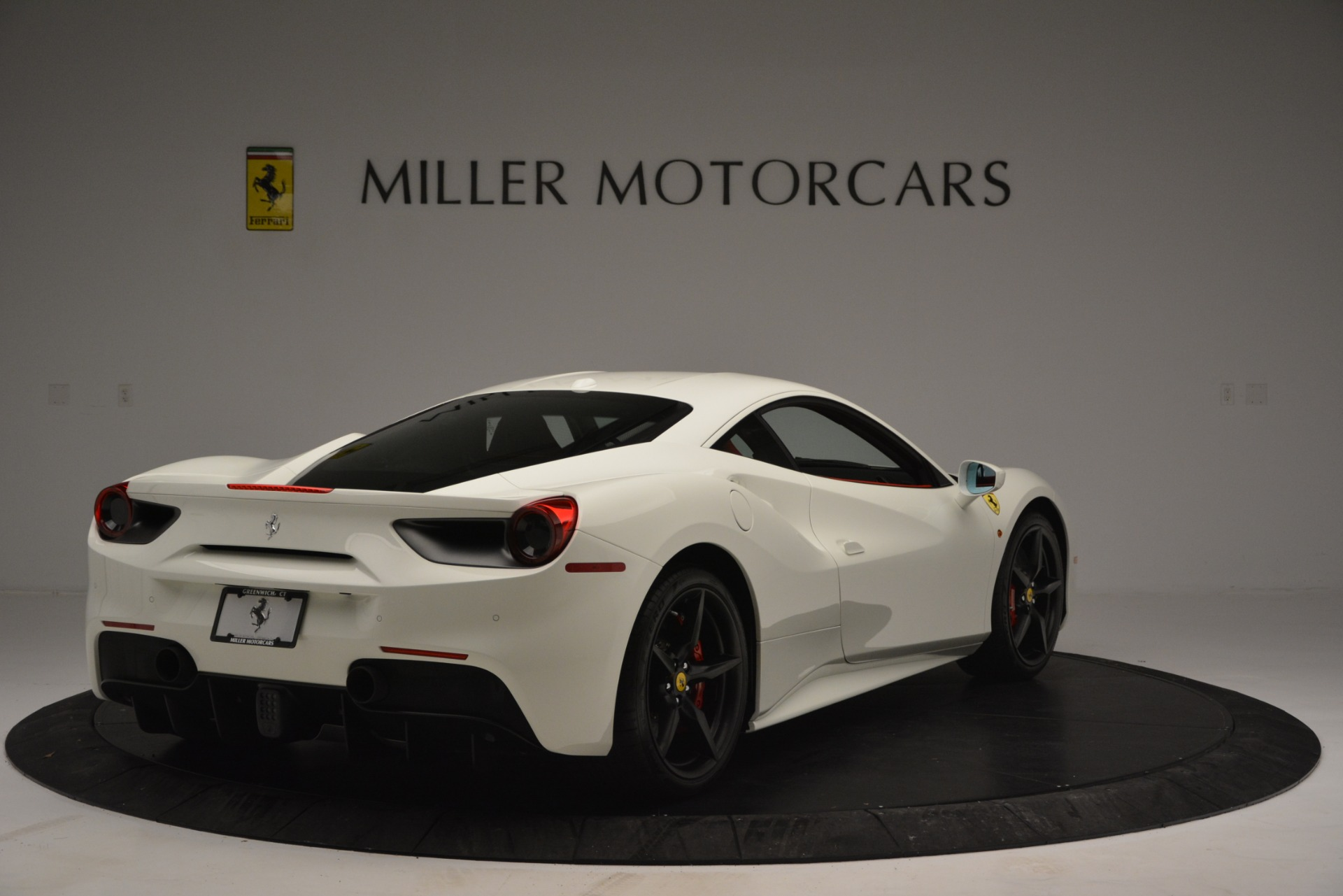 Used 2017 Ferrari 488 GTB  For Sale In Westport, CT 2238_p7