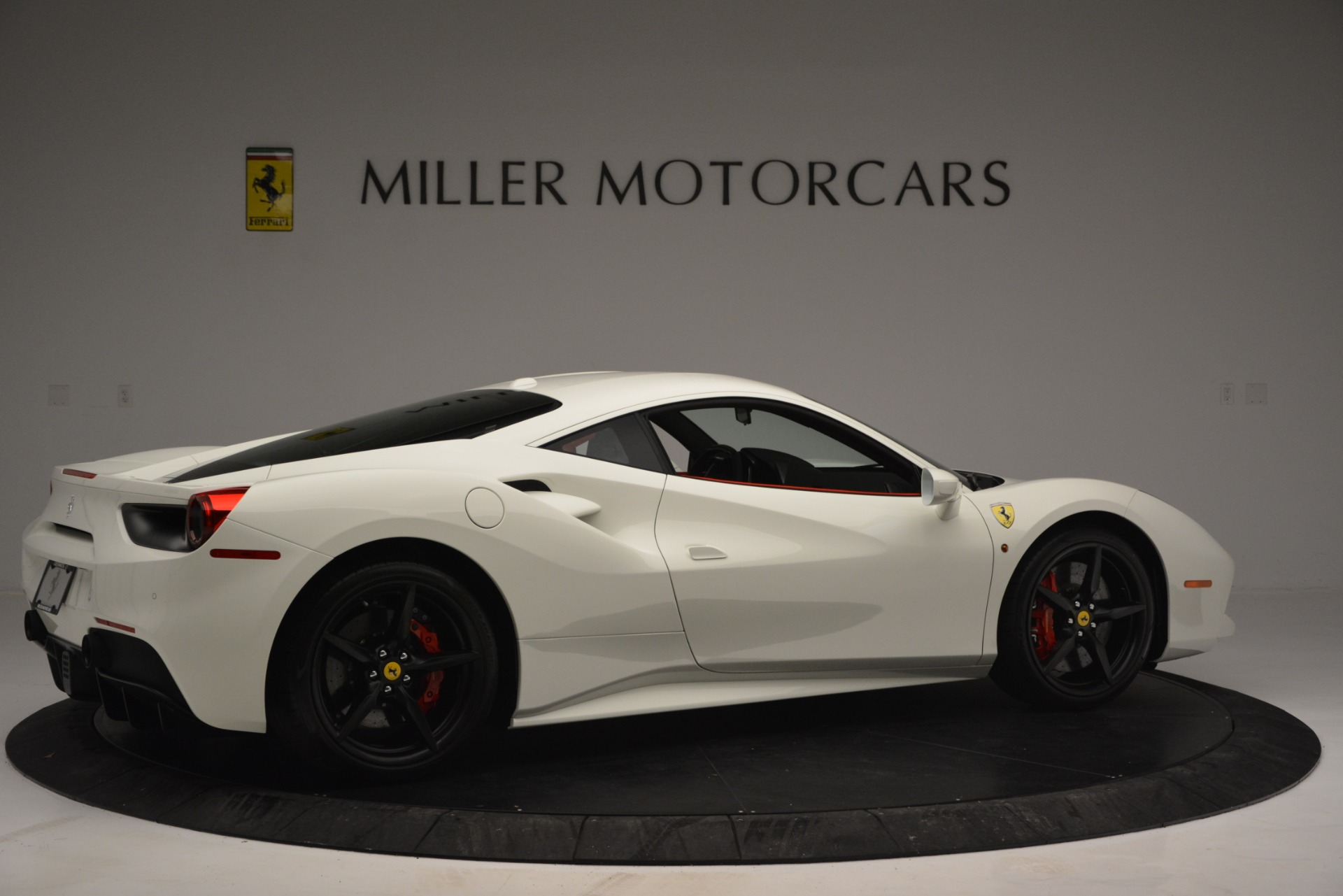 Used 2017 Ferrari 488 GTB  For Sale In Westport, CT 2238_p8