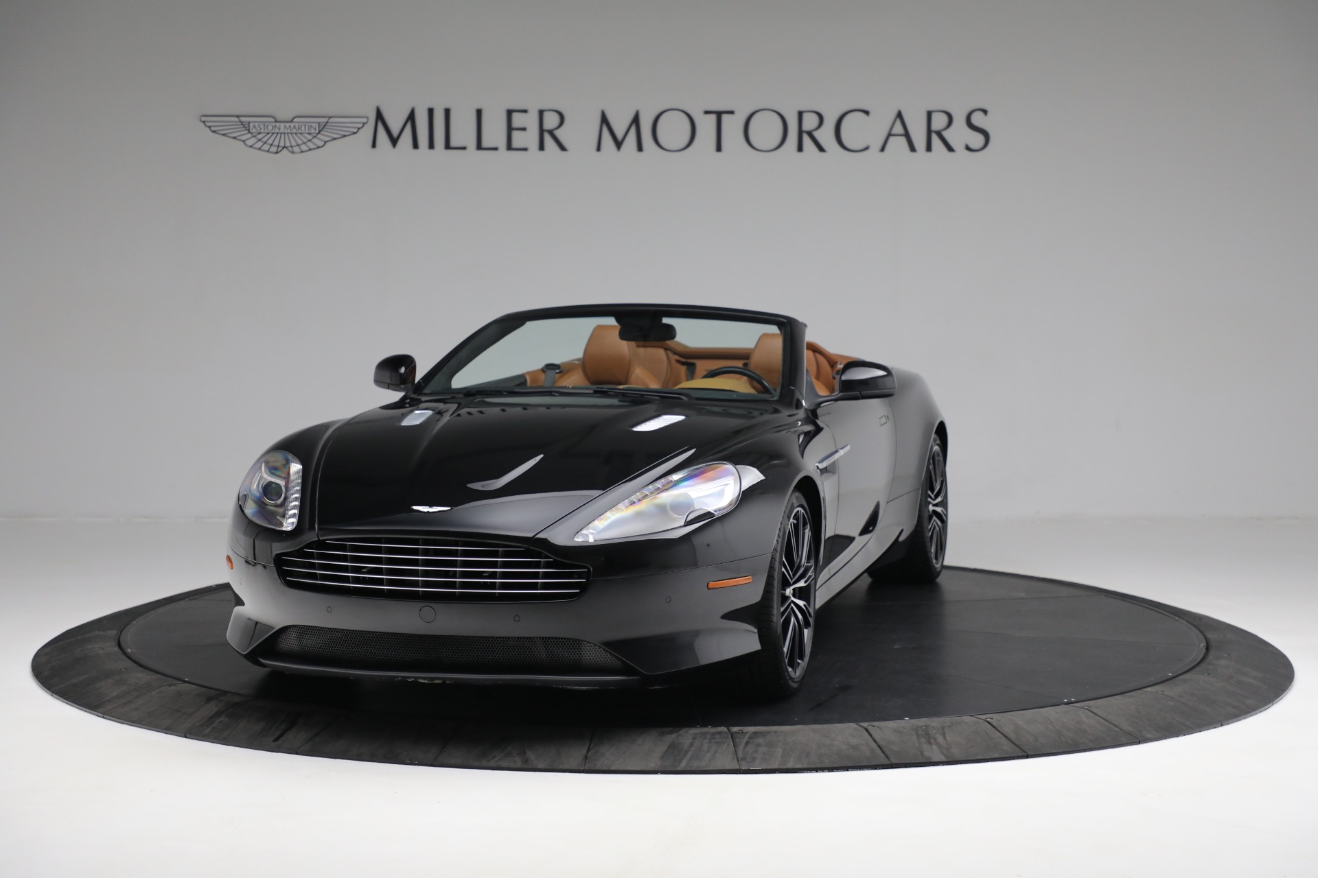 Used 2012 Aston Martin Virage Volante For Sale In Westport, CT 2244_p13