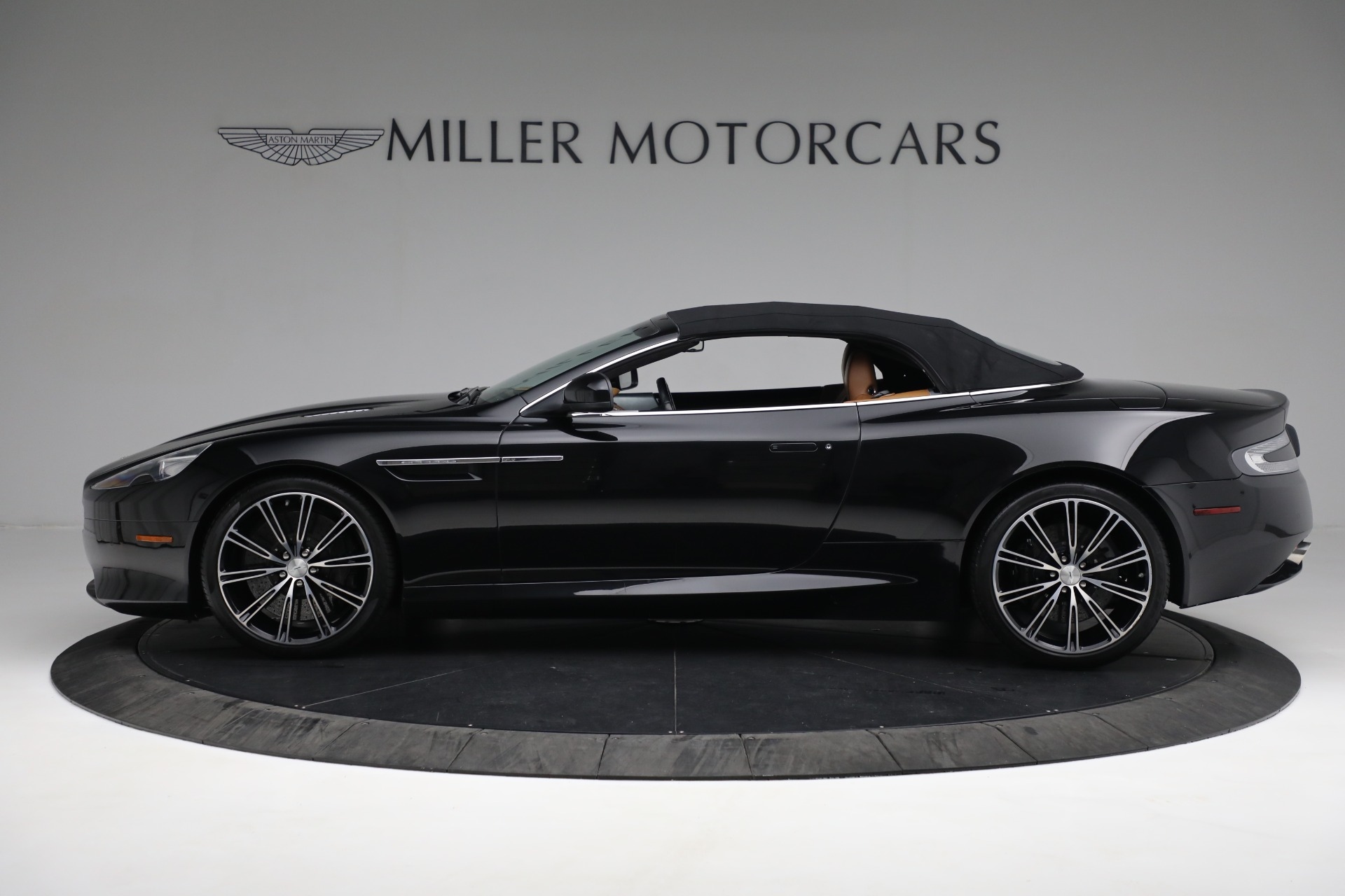 Used 2012 Aston Martin Virage Volante For Sale In Westport, CT 2244_p16