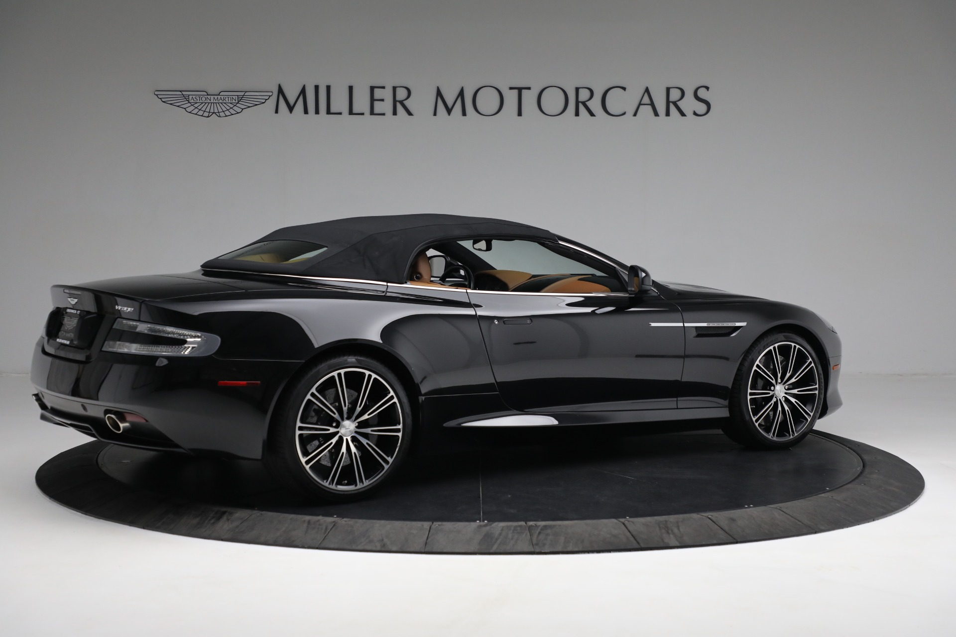 Used 2012 Aston Martin Virage Volante For Sale In Westport, CT 2244_p21