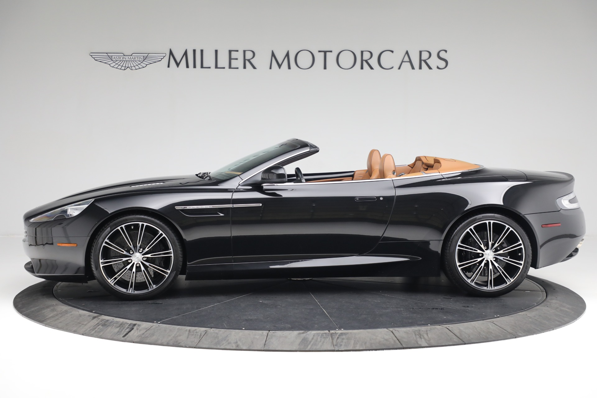 Used 2012 Aston Martin Virage Volante For Sale In Westport, CT 2244_p2
