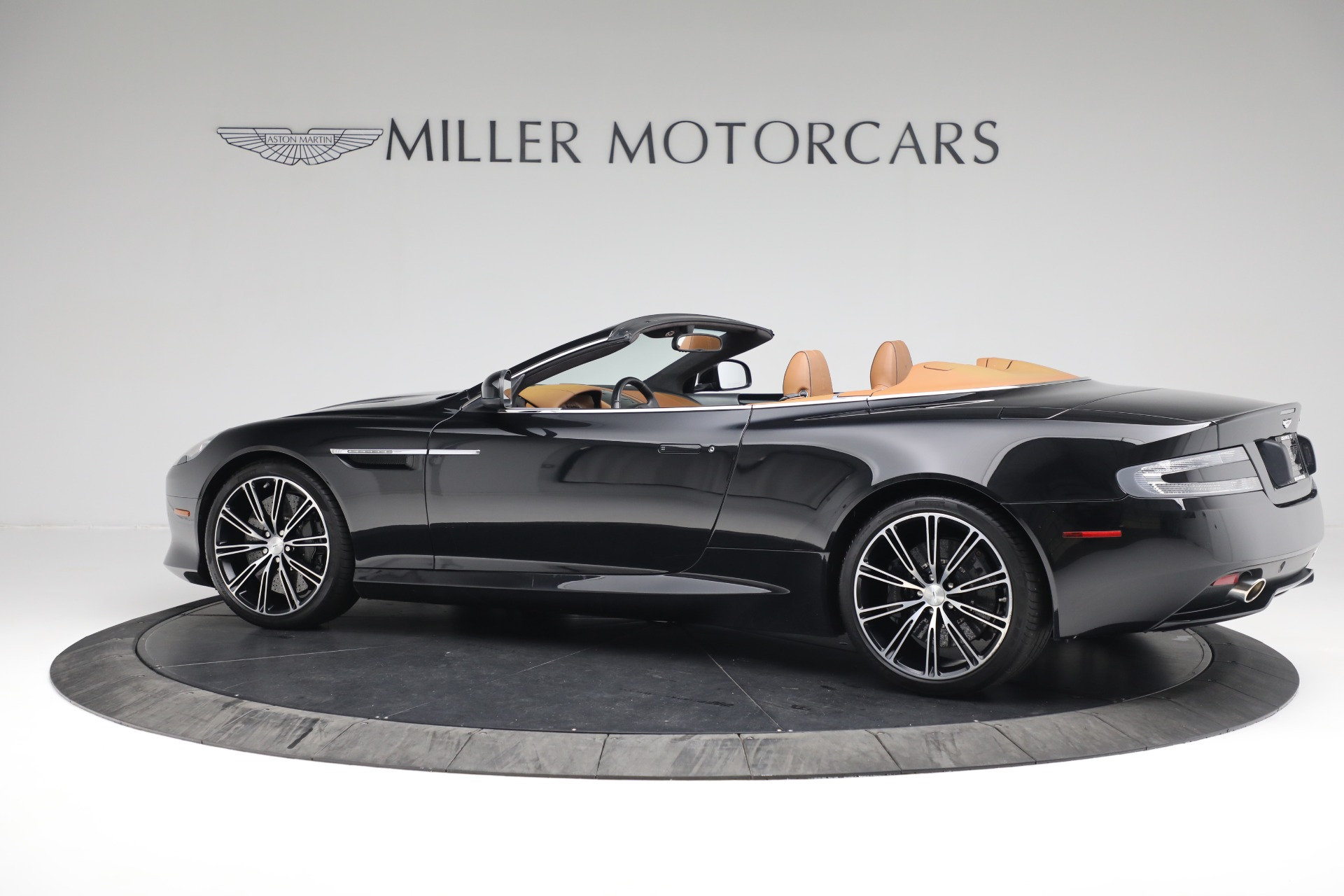 Used 2012 Aston Martin Virage Volante For Sale In Westport, CT 2244_p3