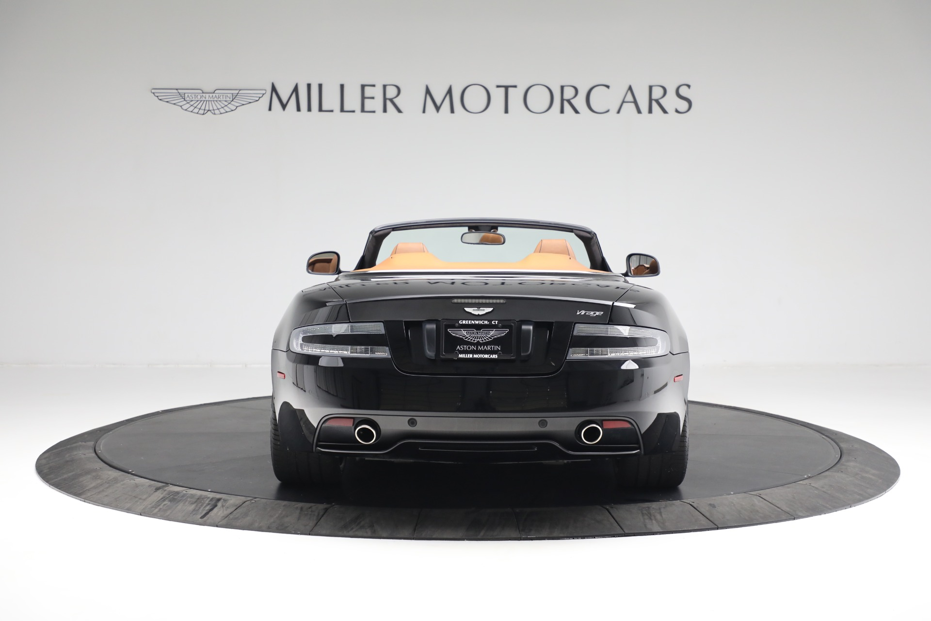 Used 2012 Aston Martin Virage Volante For Sale In Westport, CT 2244_p5
