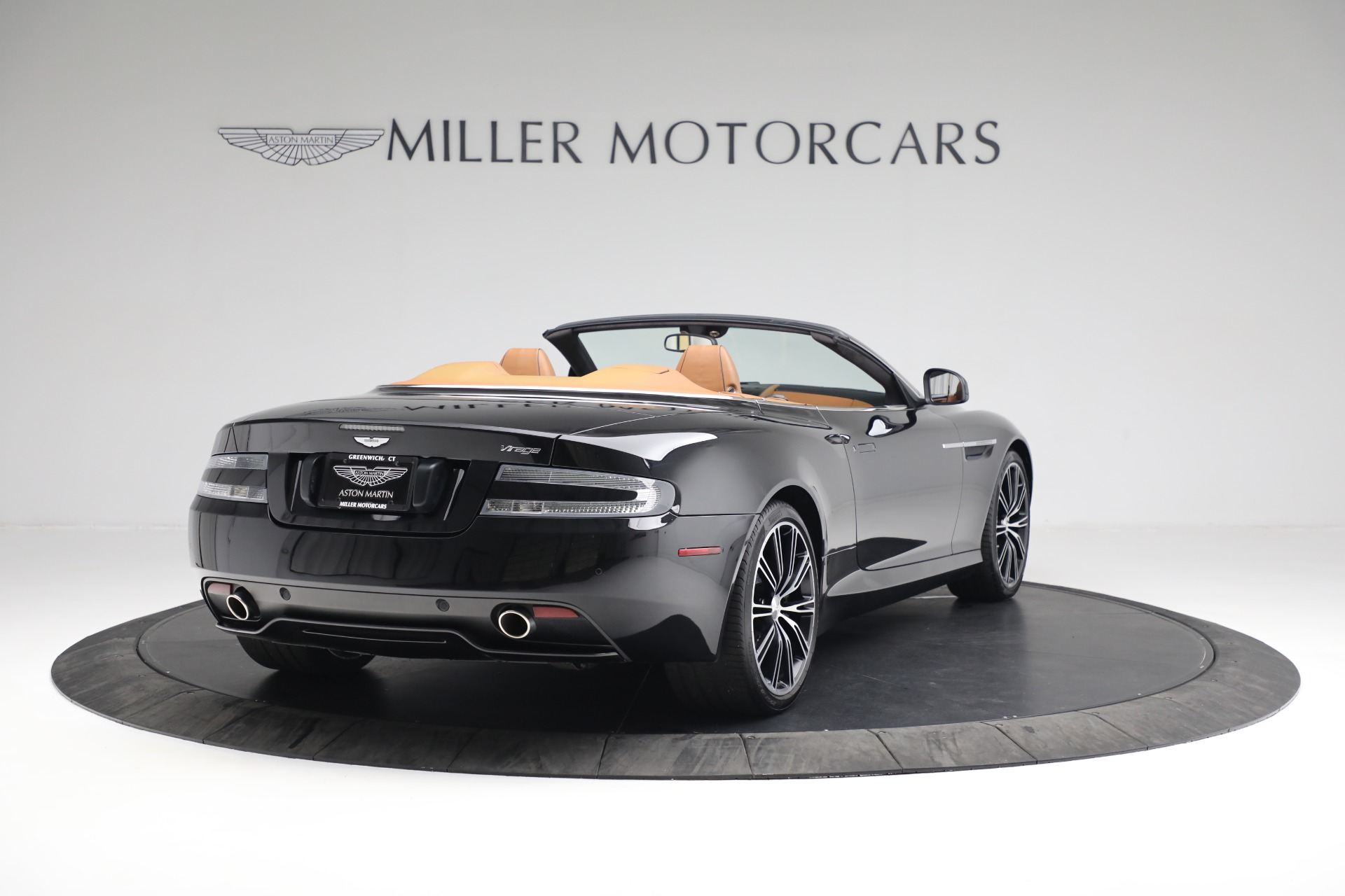 Used 2012 Aston Martin Virage Volante For Sale In Westport, CT 2244_p6