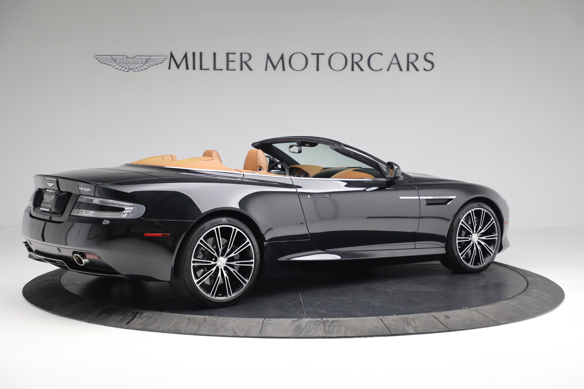 Used 2012 Aston Martin Virage Volante For Sale In Westport, CT 2244_p7