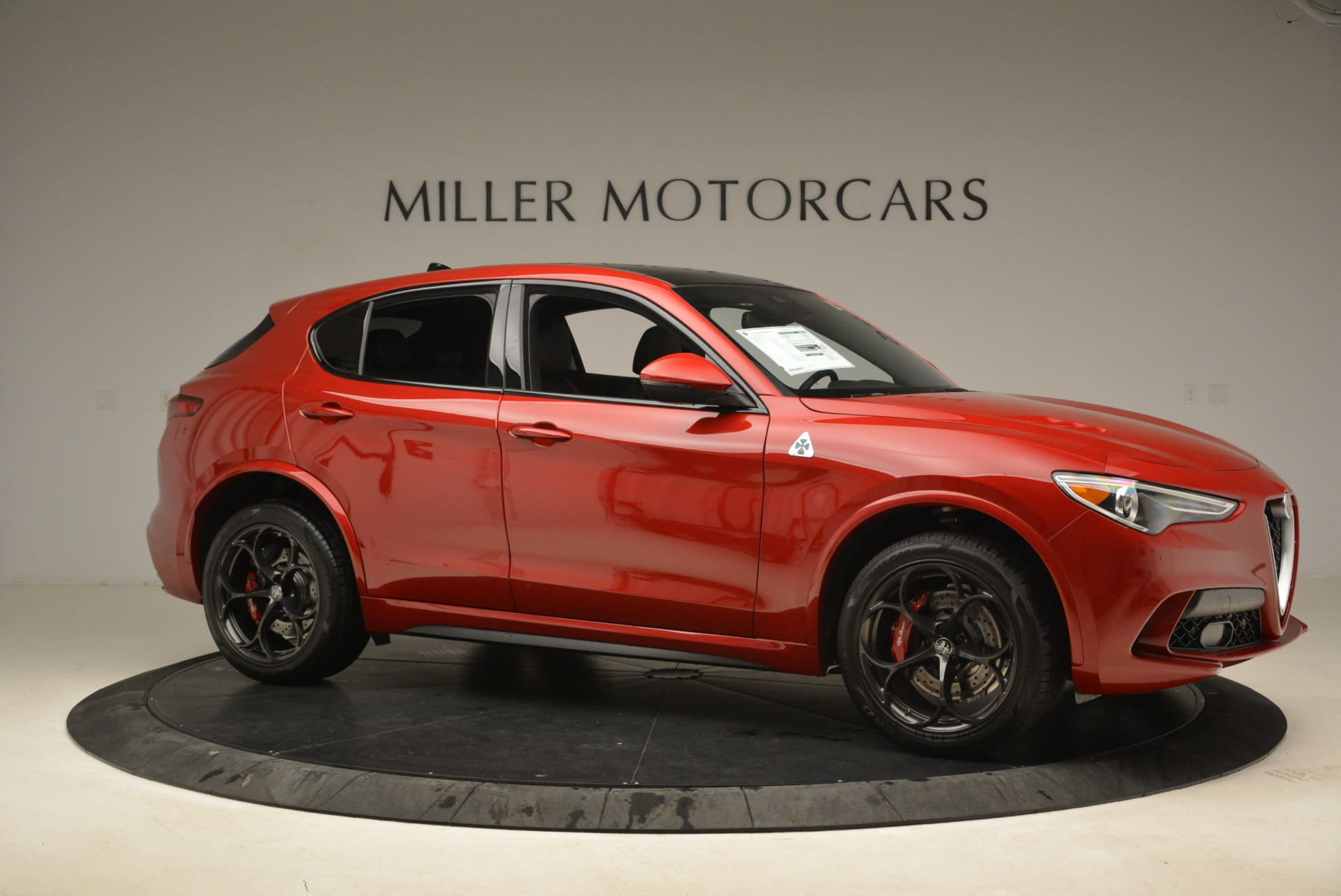 New 2018 Alfa Romeo Stelvio Quadrifoglio For Sale In Westport, CT 2251_p10