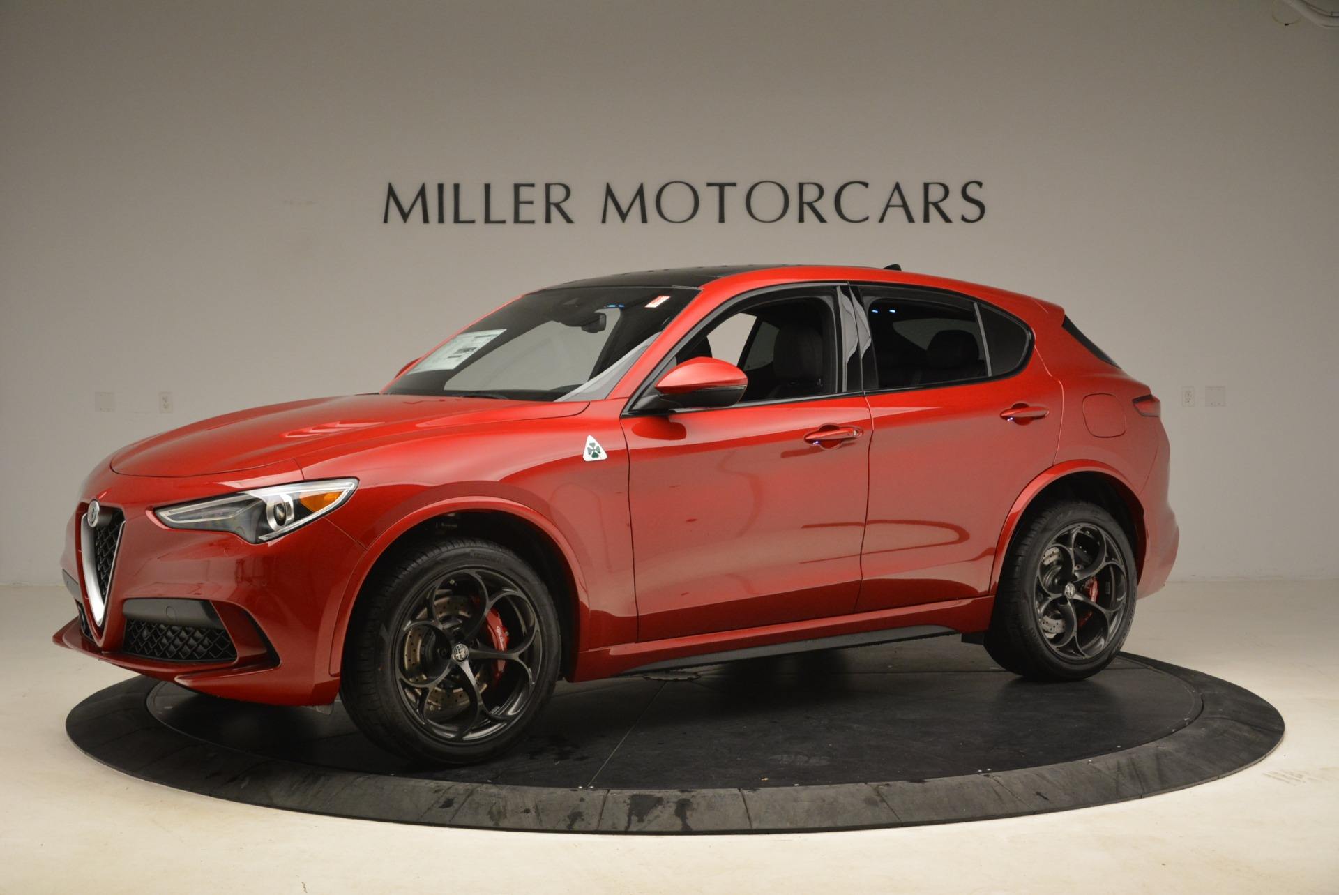New 2018 Alfa Romeo Stelvio Quadrifoglio For Sale In Westport, CT 2251_p2