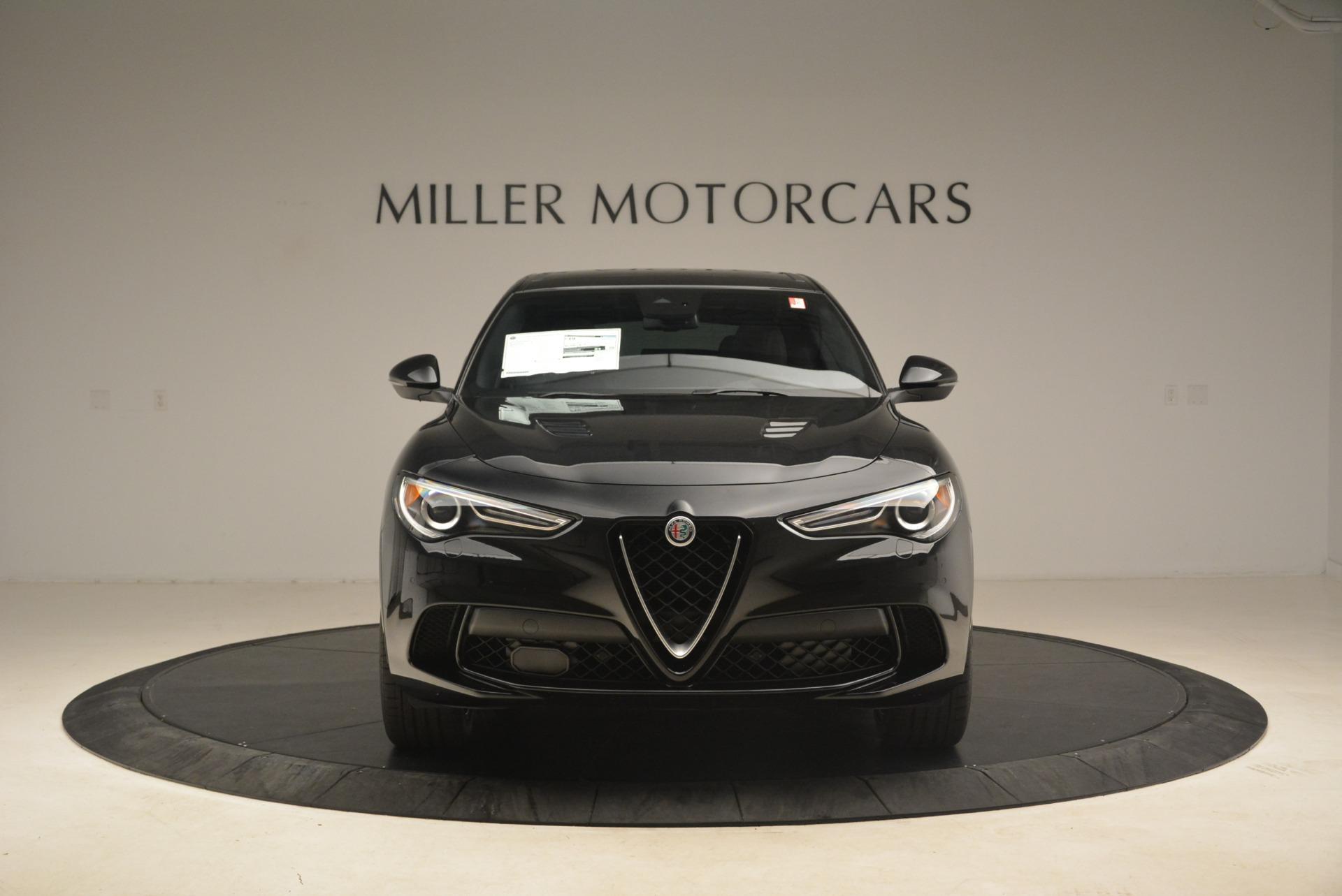 New 2018 Alfa Romeo Stelvio Quadrifoglio For Sale In Westport, CT 2253_p12