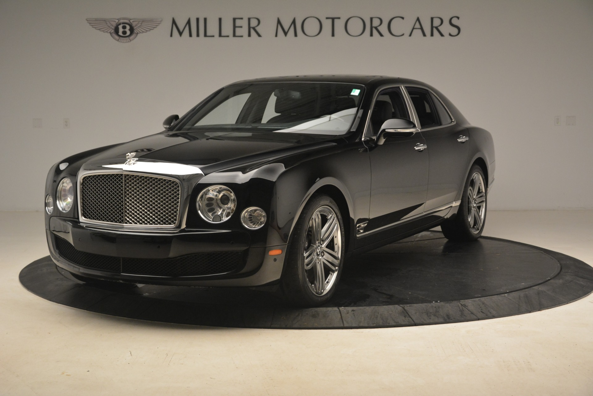 Used 2013 Bentley Mulsanne Le Mans Edition For Sale In Westport, CT 2255_main