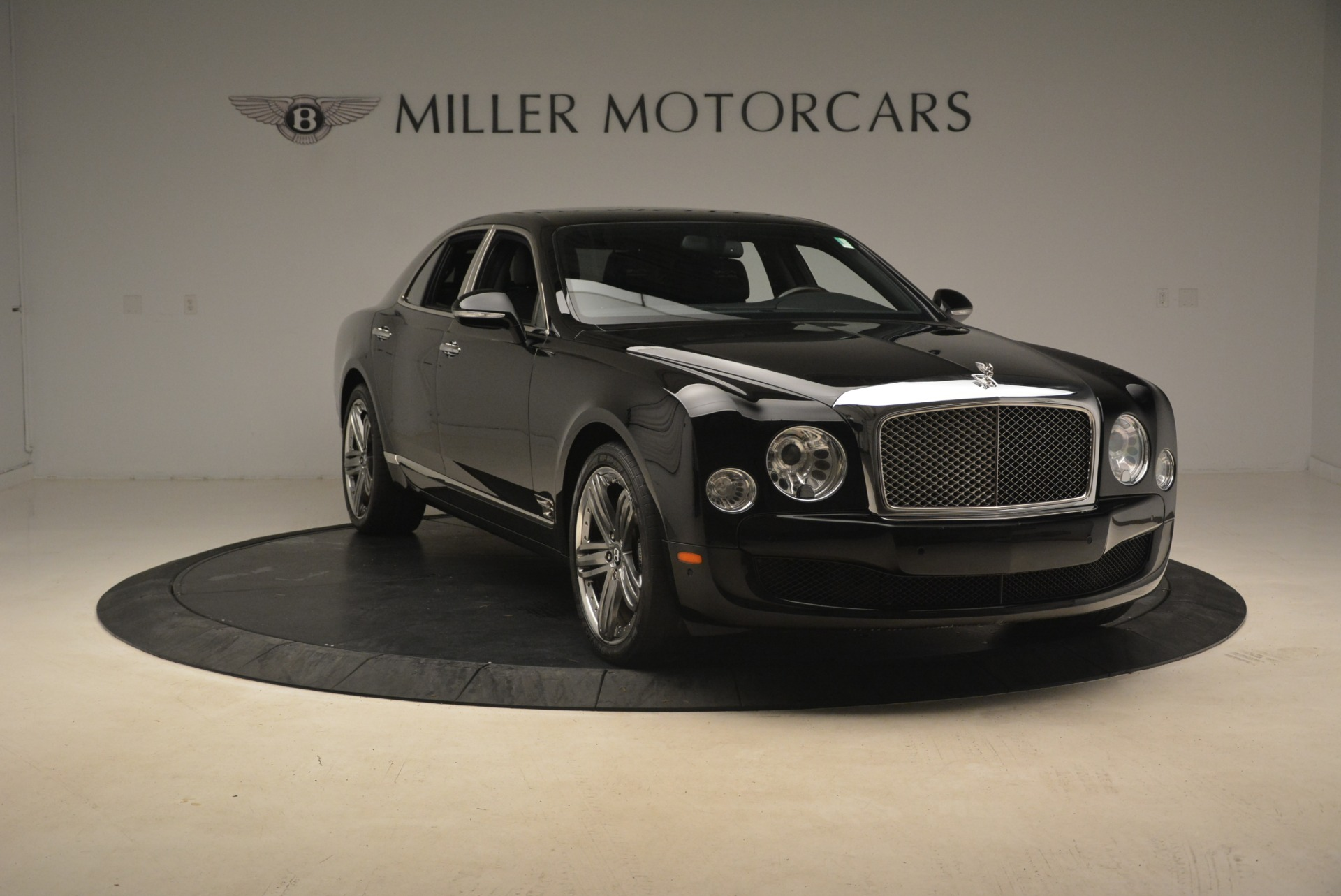Used 2013 Bentley Mulsanne Le Mans Edition For Sale In Westport, CT 2255_p10