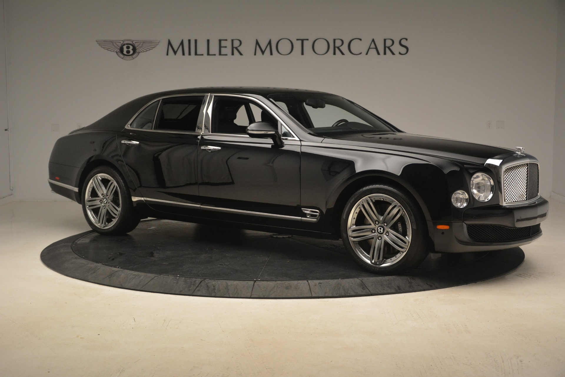 Used 2013 Bentley Mulsanne Le Mans Edition For Sale In Westport, CT 2255_p11