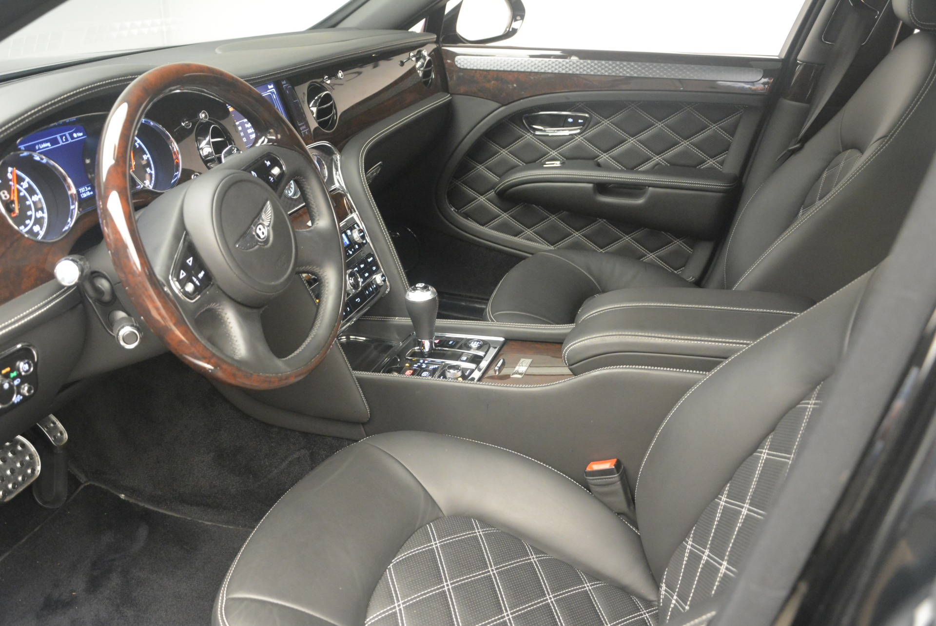Used 2013 Bentley Mulsanne Le Mans Edition For Sale In Westport, CT 2255_p16