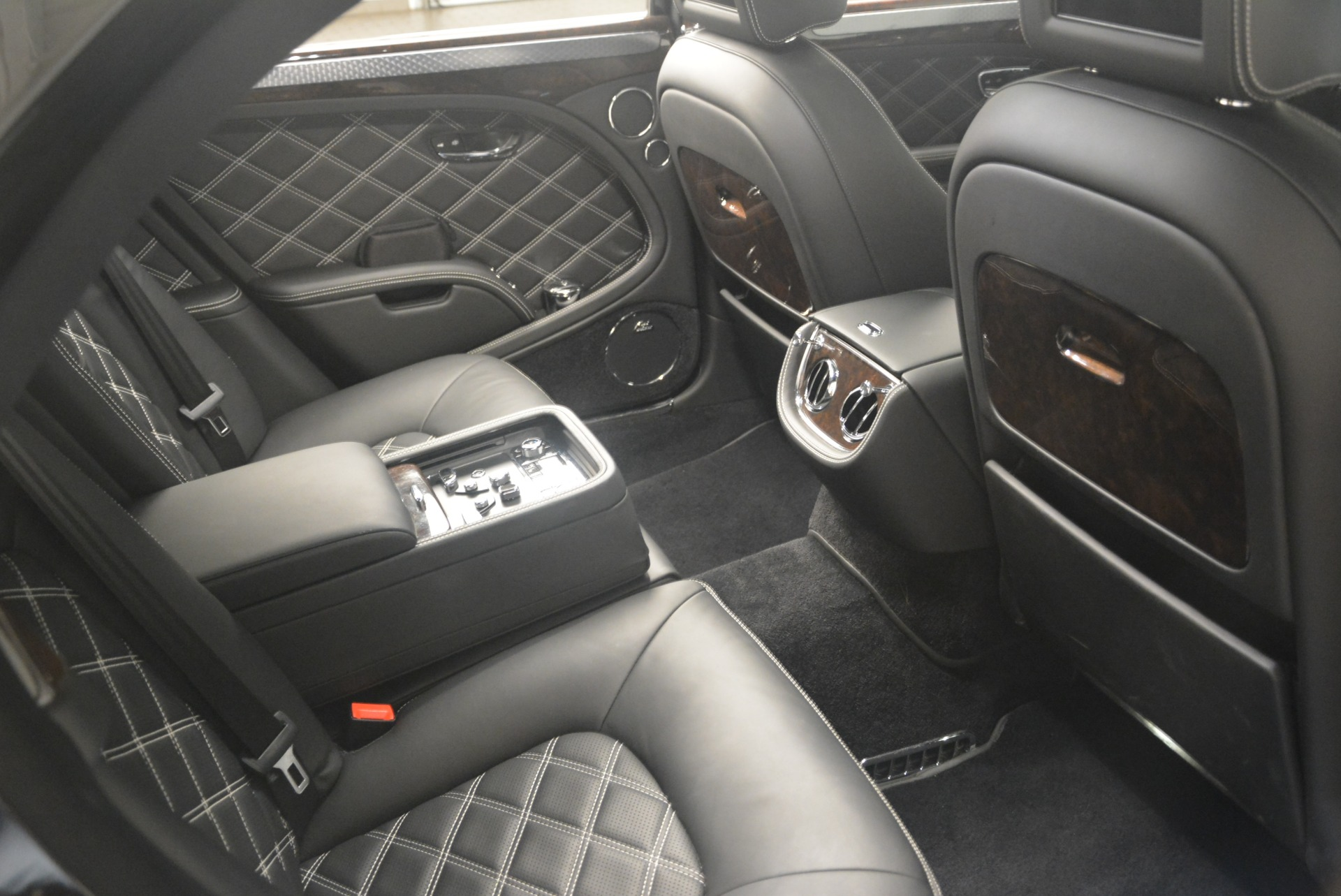 Used 2013 Bentley Mulsanne Le Mans Edition For Sale In Westport, CT 2255_p25