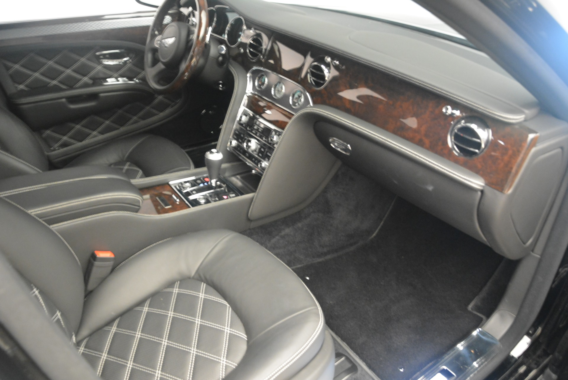 Used 2013 Bentley Mulsanne Le Mans Edition For Sale In Westport, CT 2255_p27