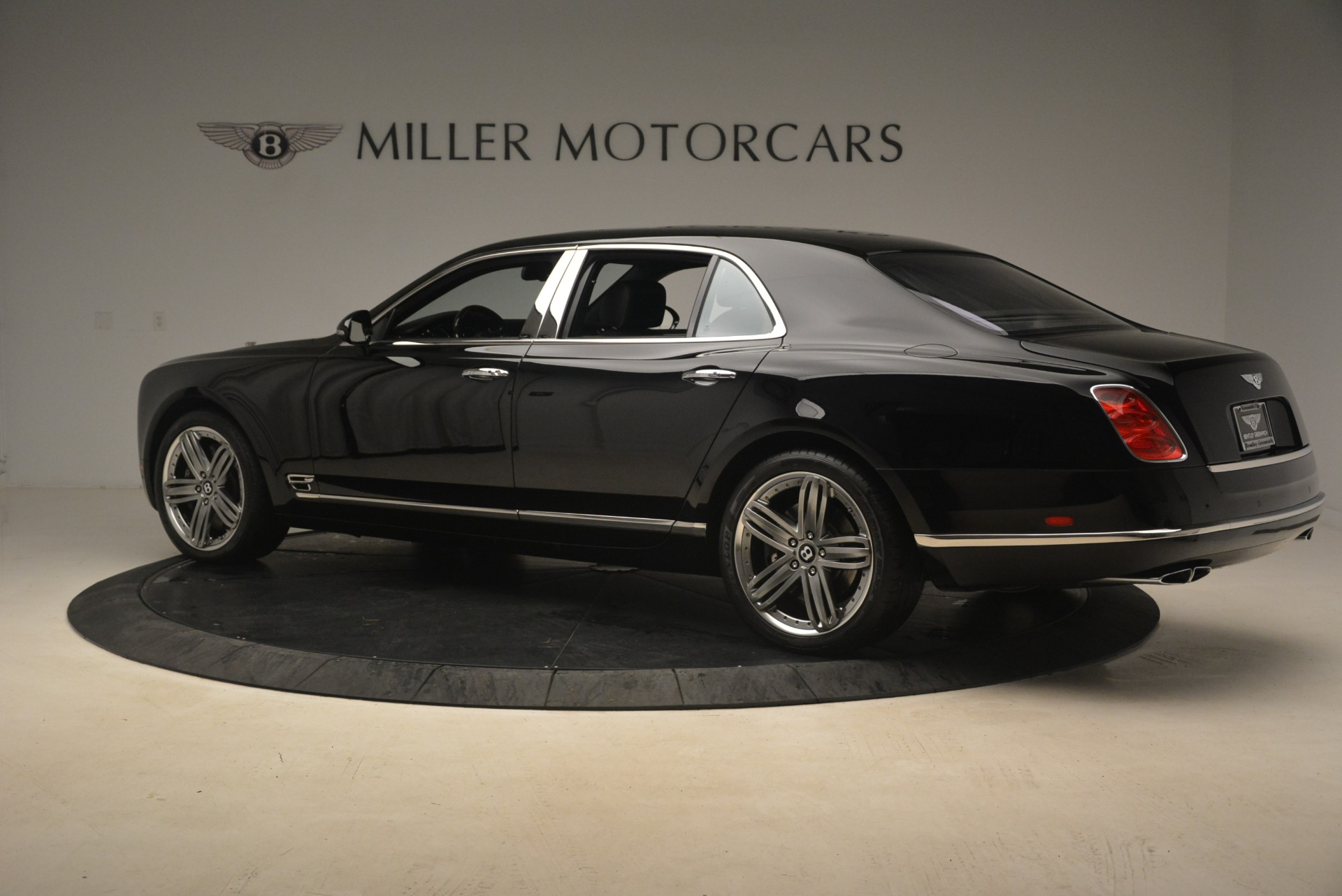 Used 2013 Bentley Mulsanne Le Mans Edition For Sale In Westport, CT 2255_p4