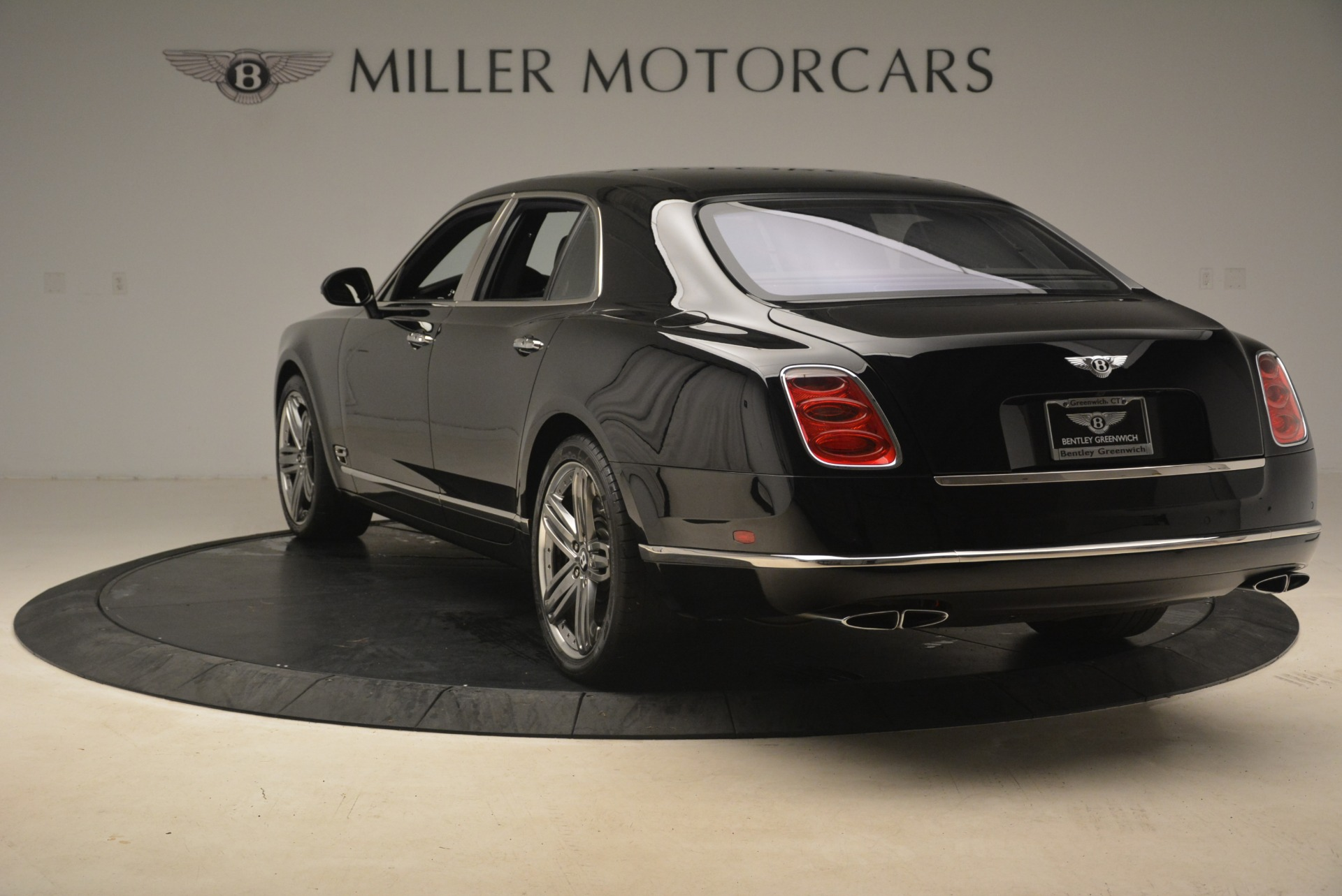 Used 2013 Bentley Mulsanne Le Mans Edition For Sale In Westport, CT 2255_p5