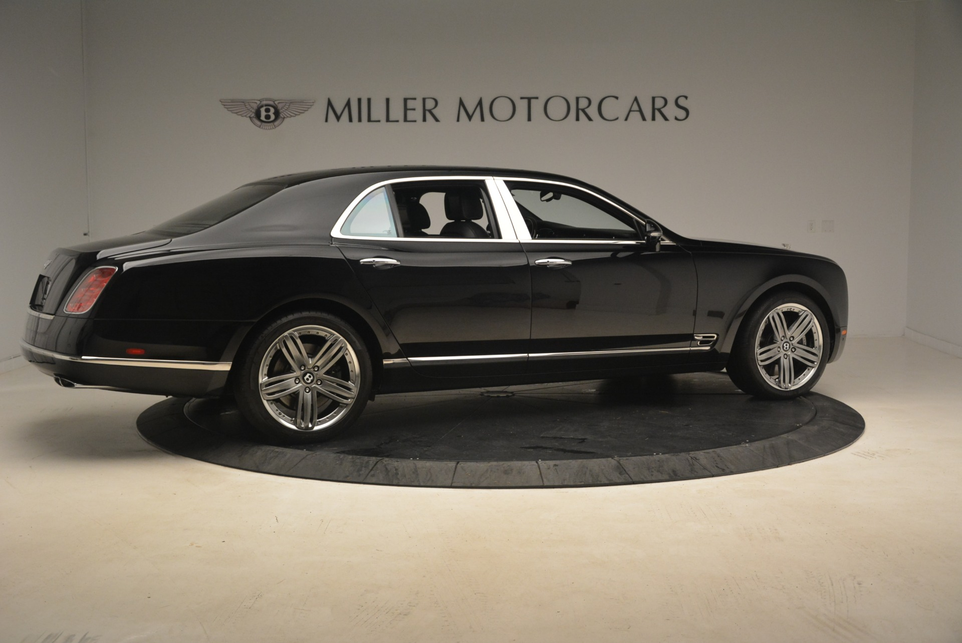 Used 2013 Bentley Mulsanne Le Mans Edition For Sale In Westport, CT 2255_p8