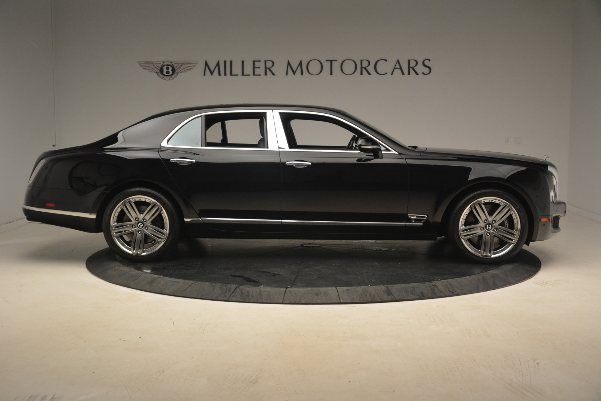 Used 2013 Bentley Mulsanne Le Mans Edition For Sale In Westport, CT 2255_p9