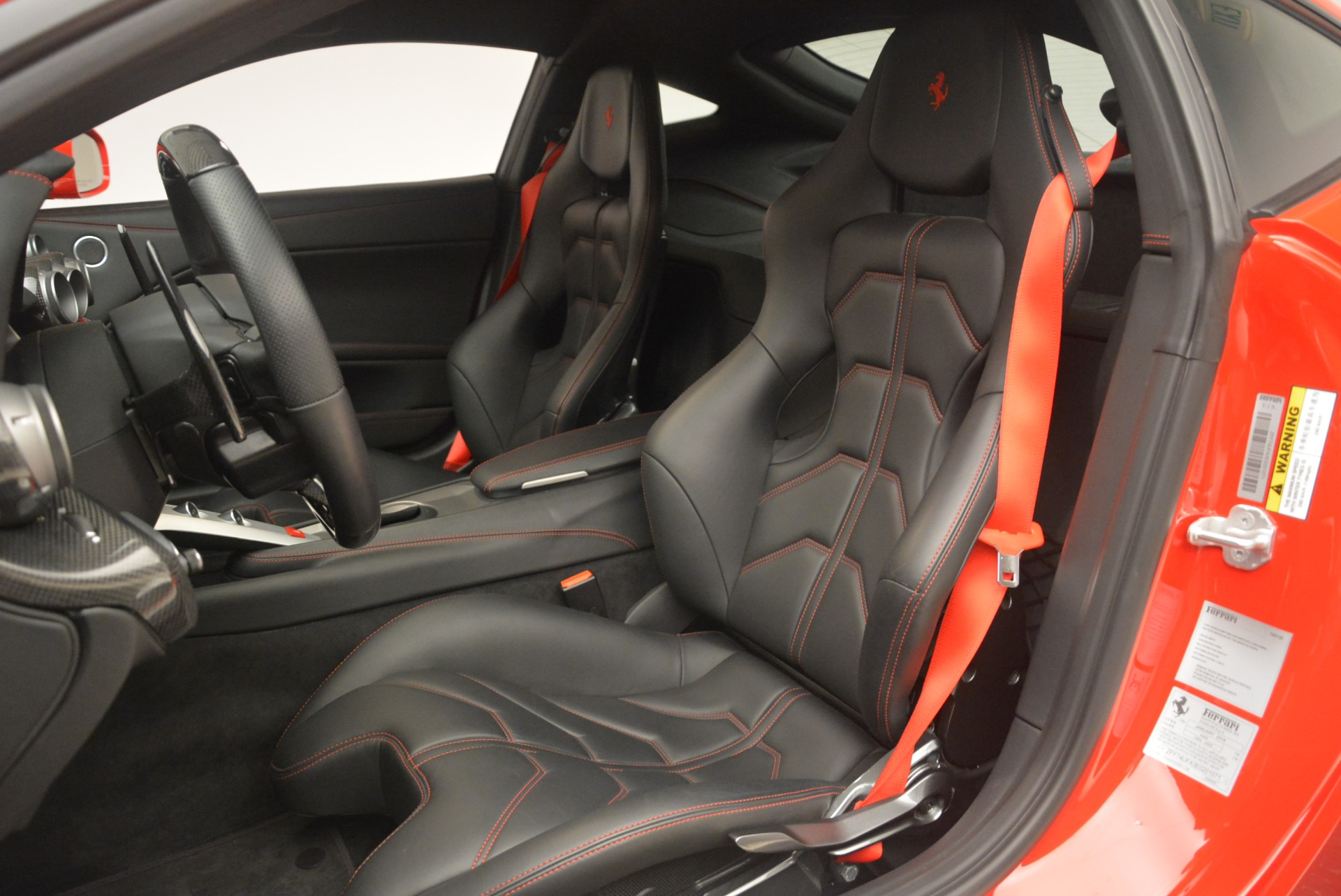 Used 2014 Ferrari F12 Berlinetta  For Sale In Westport, CT 2256_p15