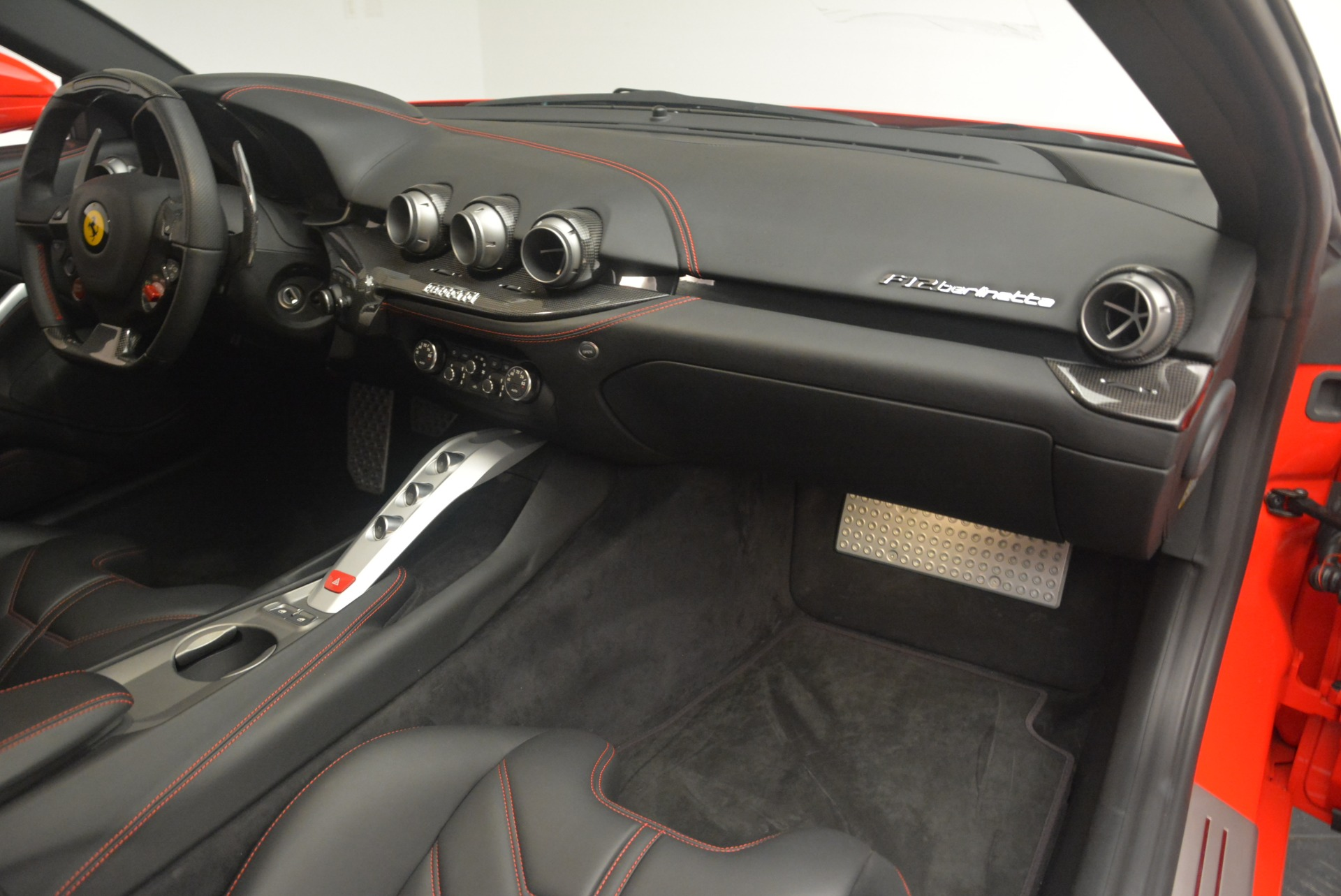 Used 2014 Ferrari F12 Berlinetta  For Sale In Westport, CT 2256_p17