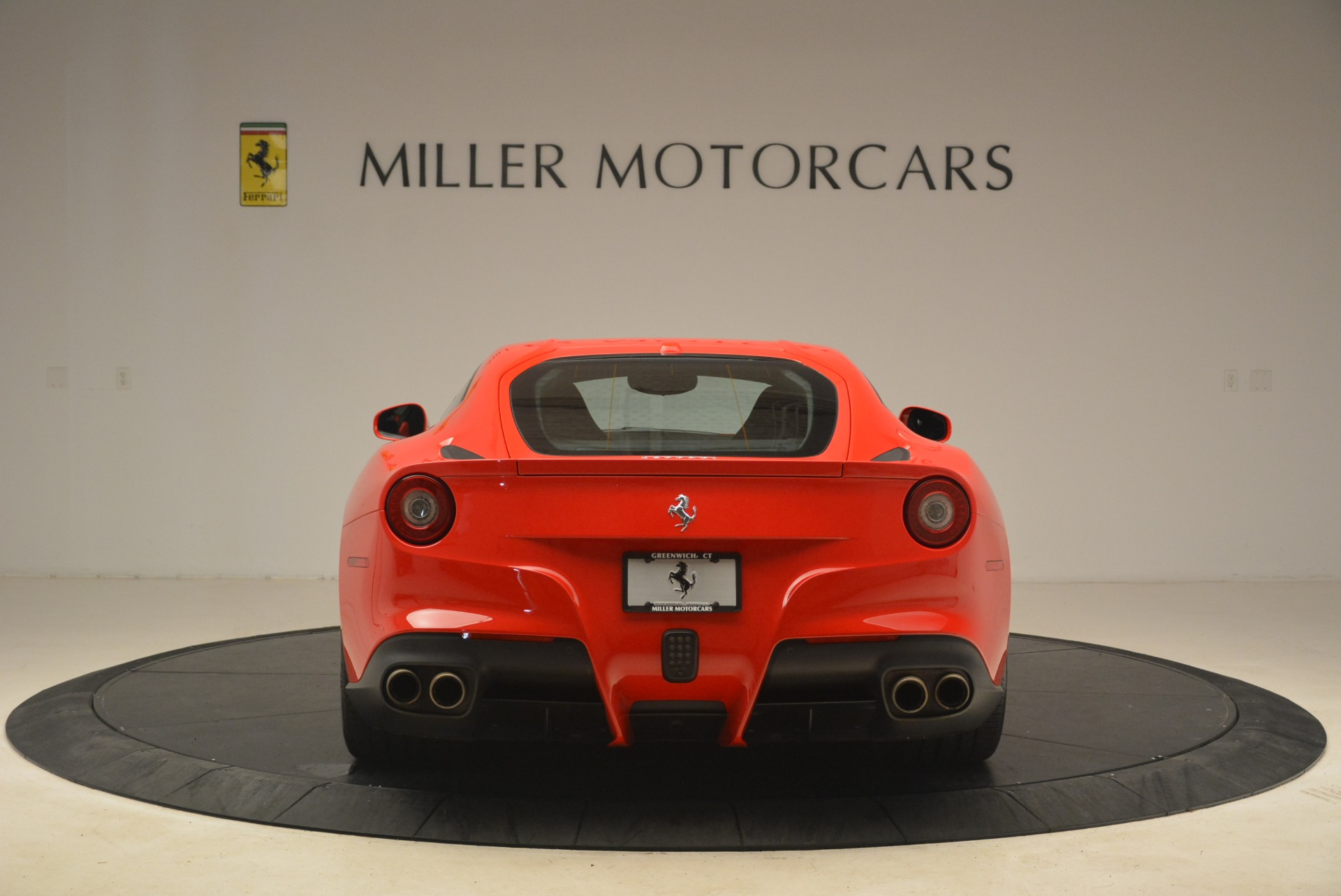 Used 2014 Ferrari F12 Berlinetta  For Sale In Westport, CT 2256_p6