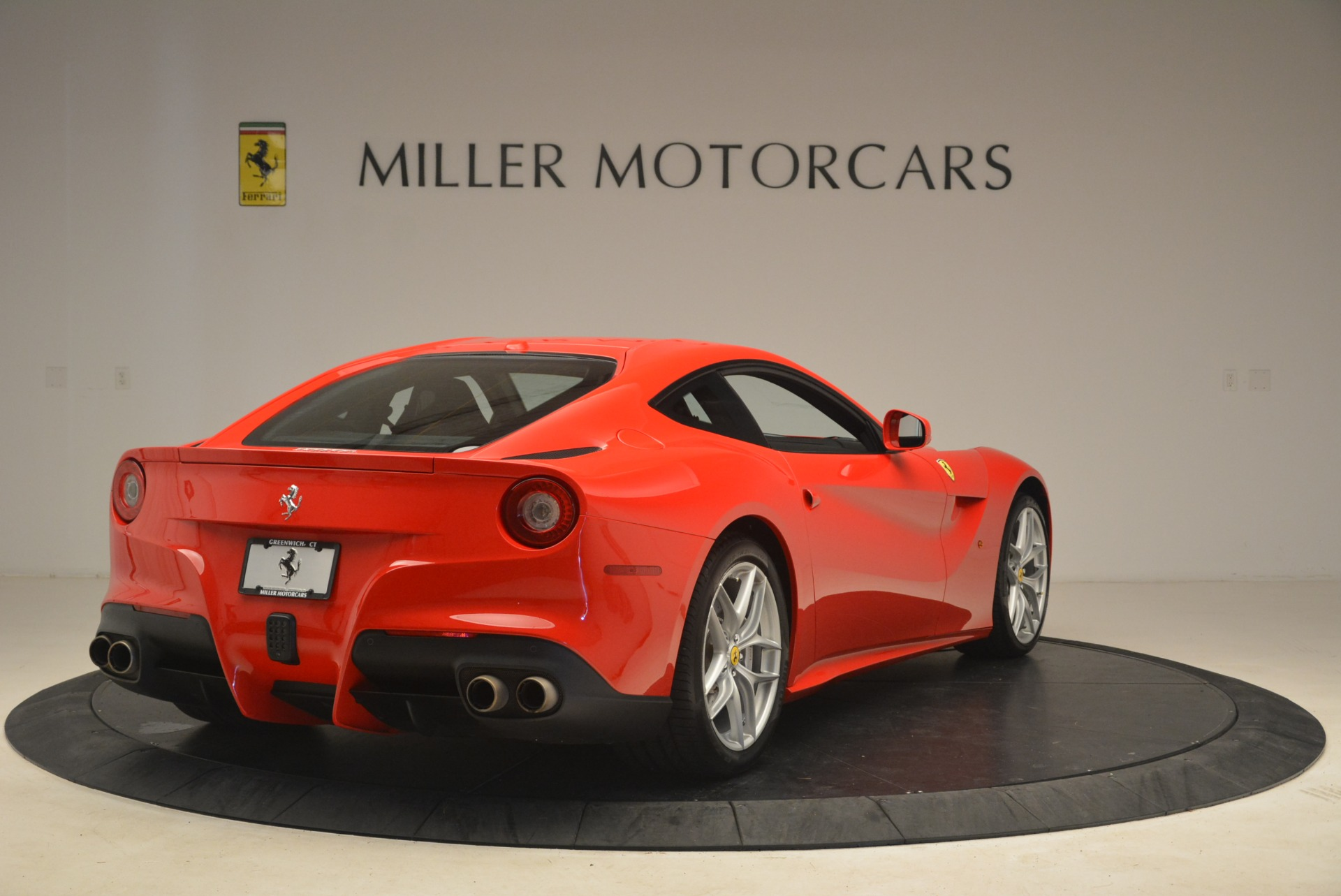 Used 2014 Ferrari F12 Berlinetta  For Sale In Westport, CT 2256_p7