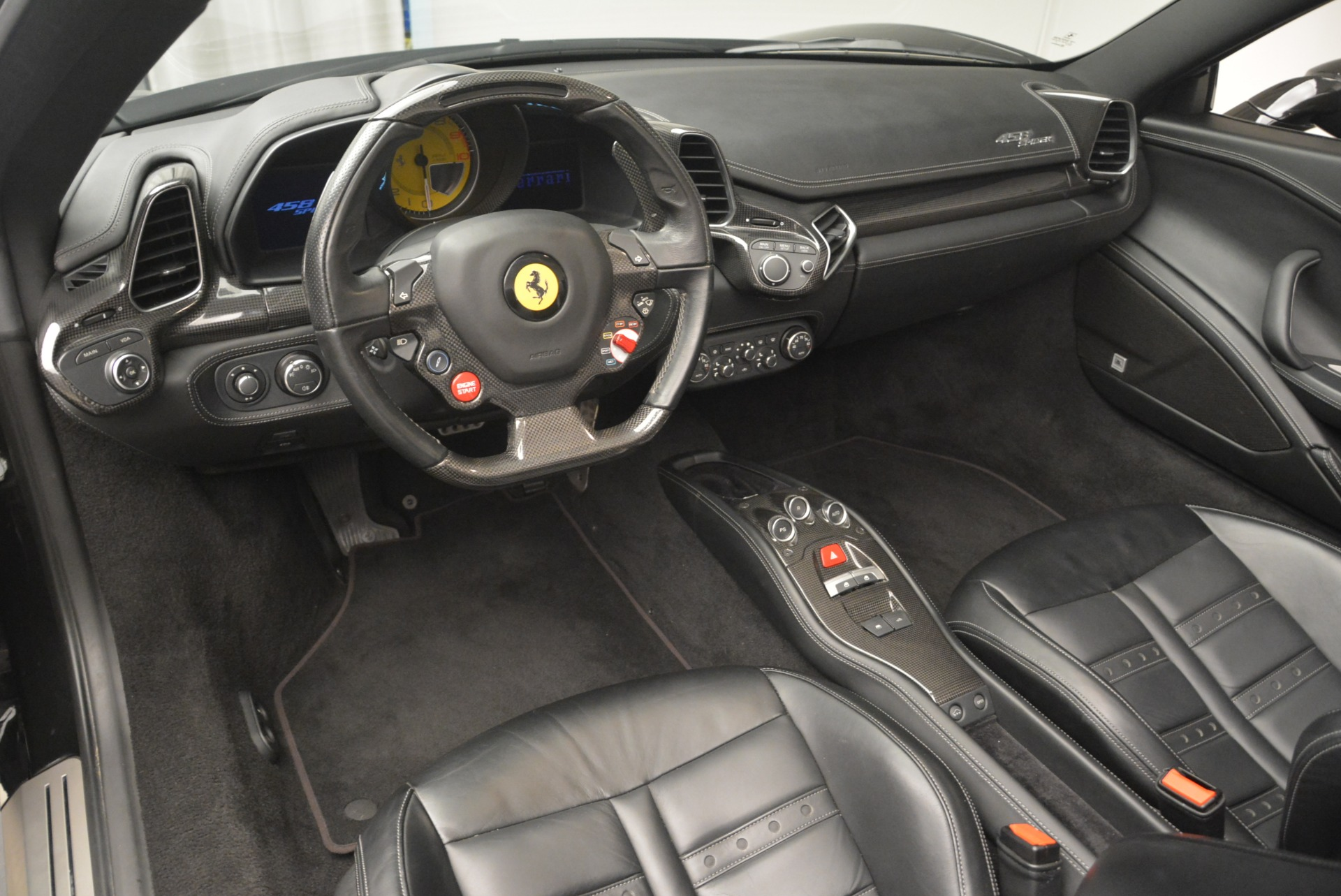 Used 2013 Ferrari 458 Spider  For Sale In Westport, CT 2257_p25