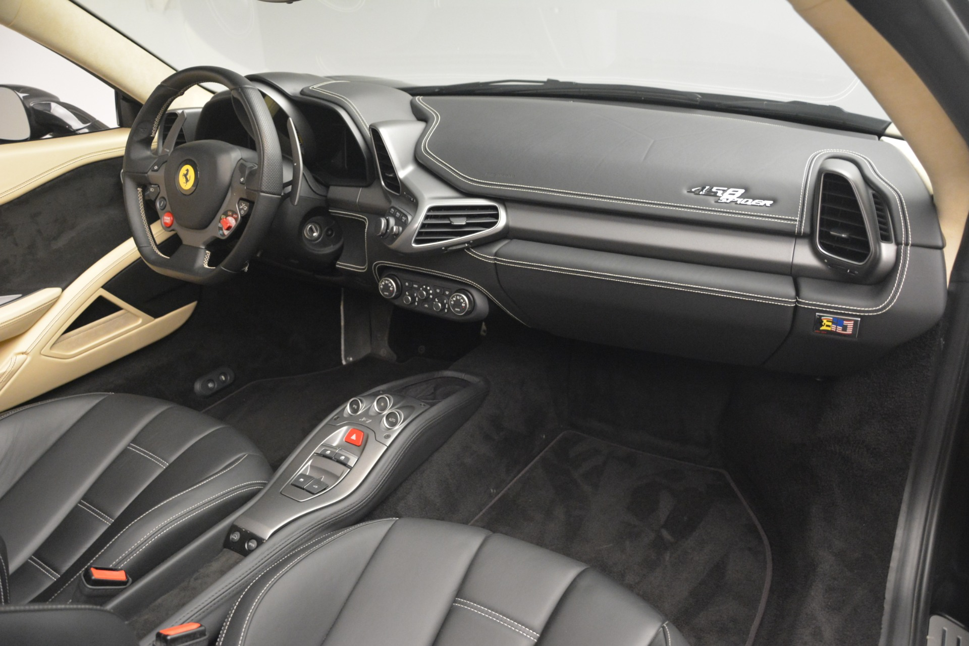 Used 2014 Ferrari 458 Spider  For Sale In Westport, CT 2258_p29